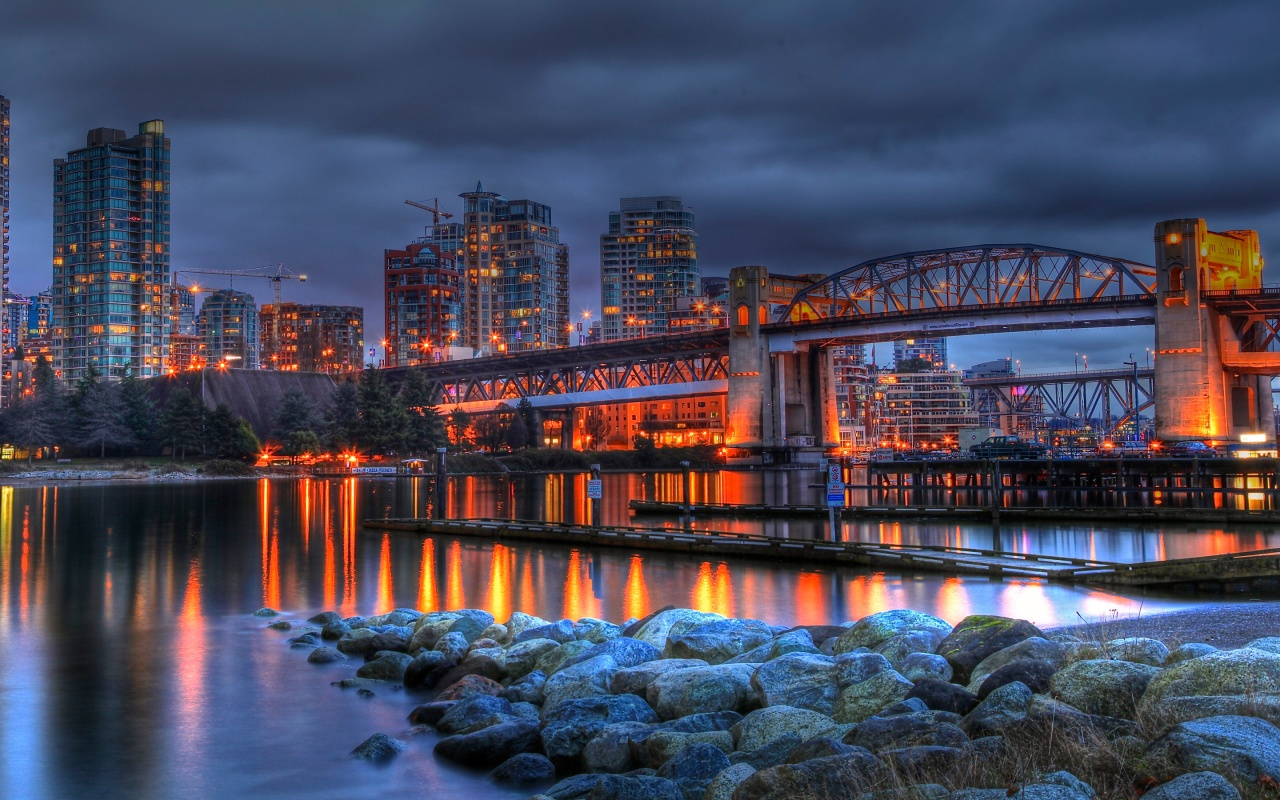 Amazing Vancouver Wallpaper