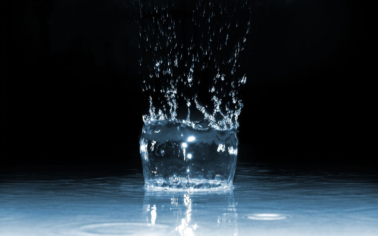 Amazing Water Background