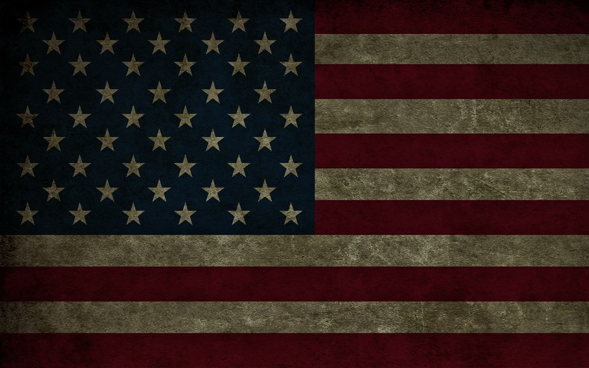Distressed American Flag wallpaper
