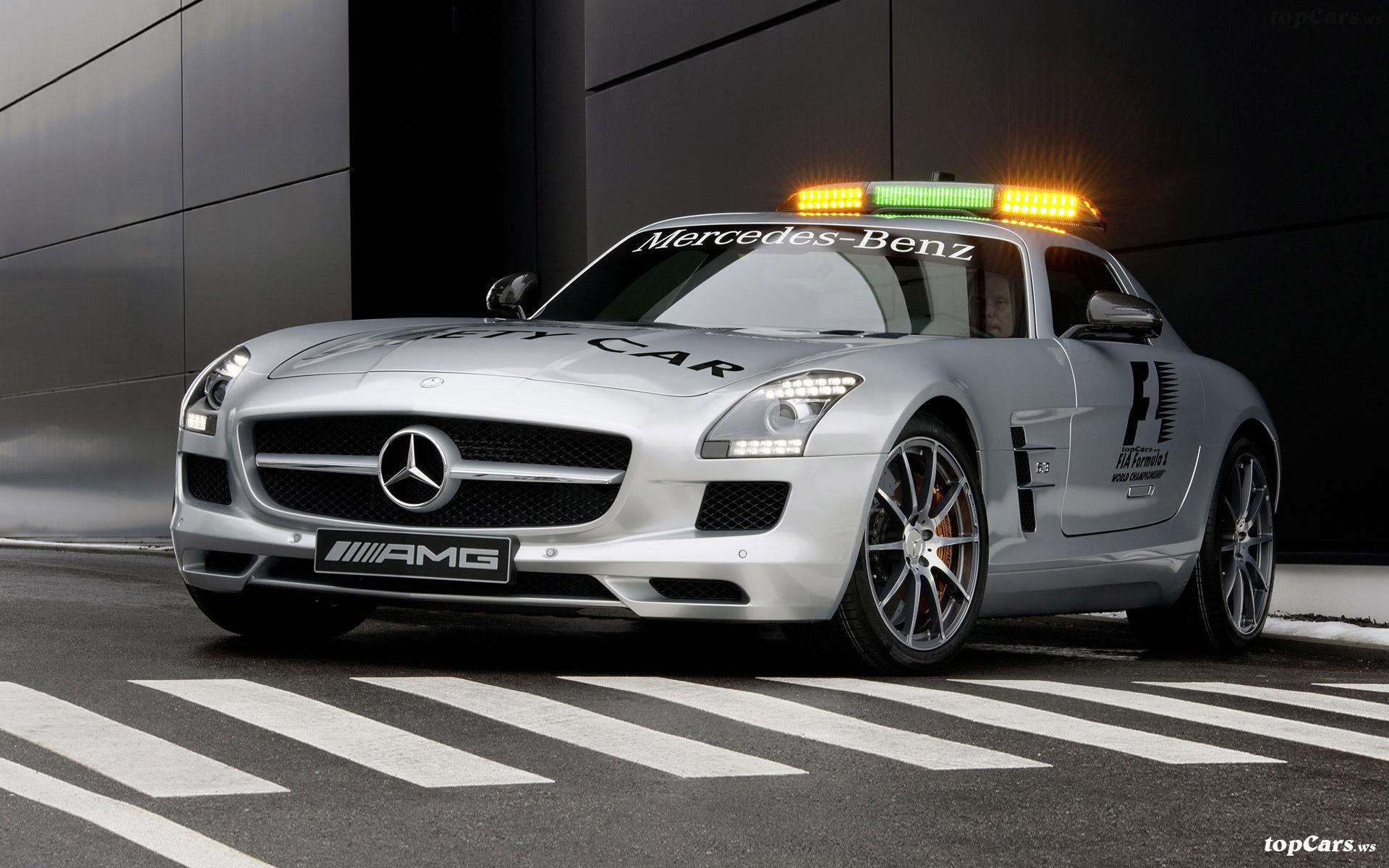 SLS AMG: F1 Safety Car