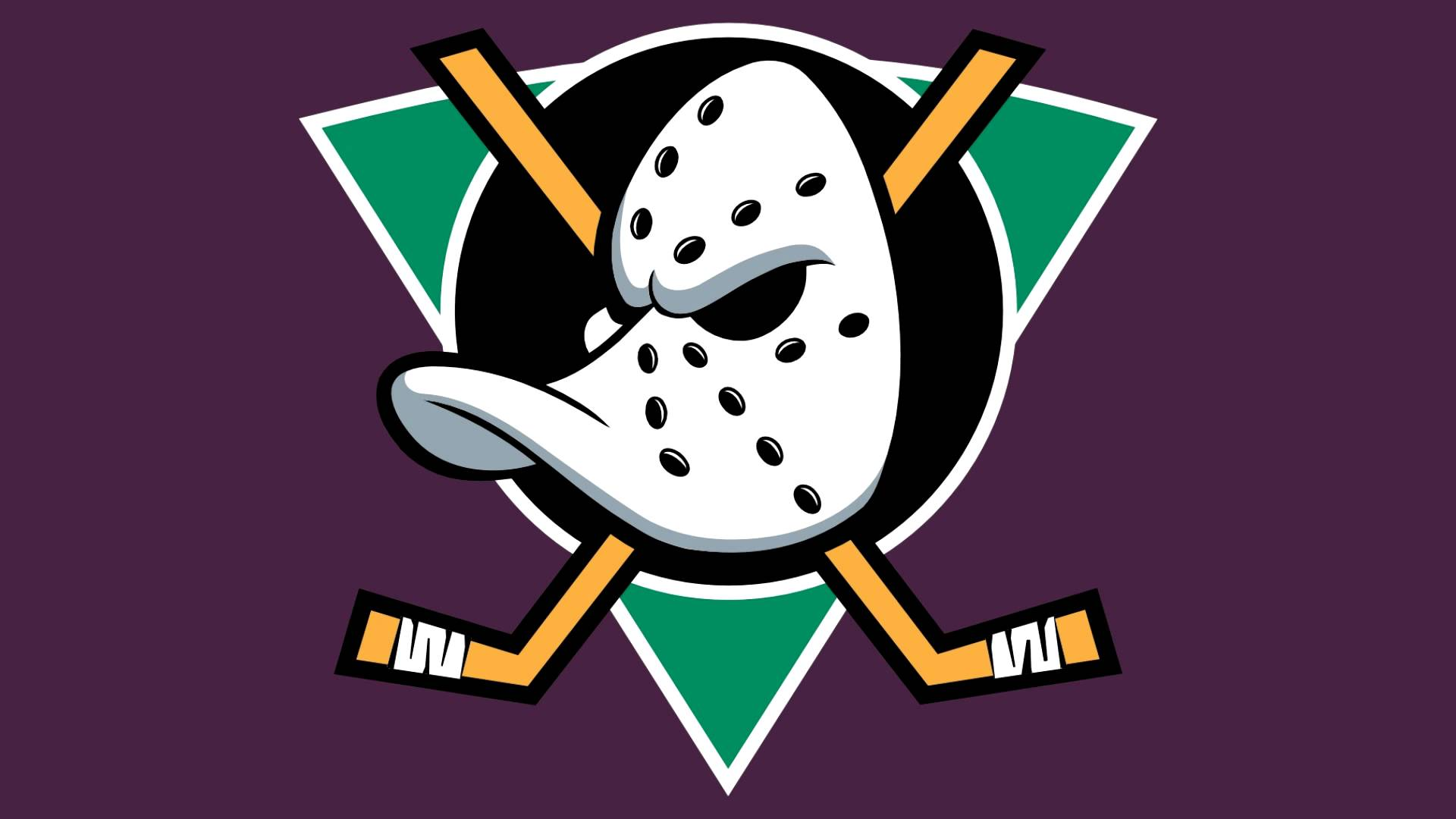 "Anaheim ""Mighty Ducks"" 2013 Retro Throwback Win Horn"