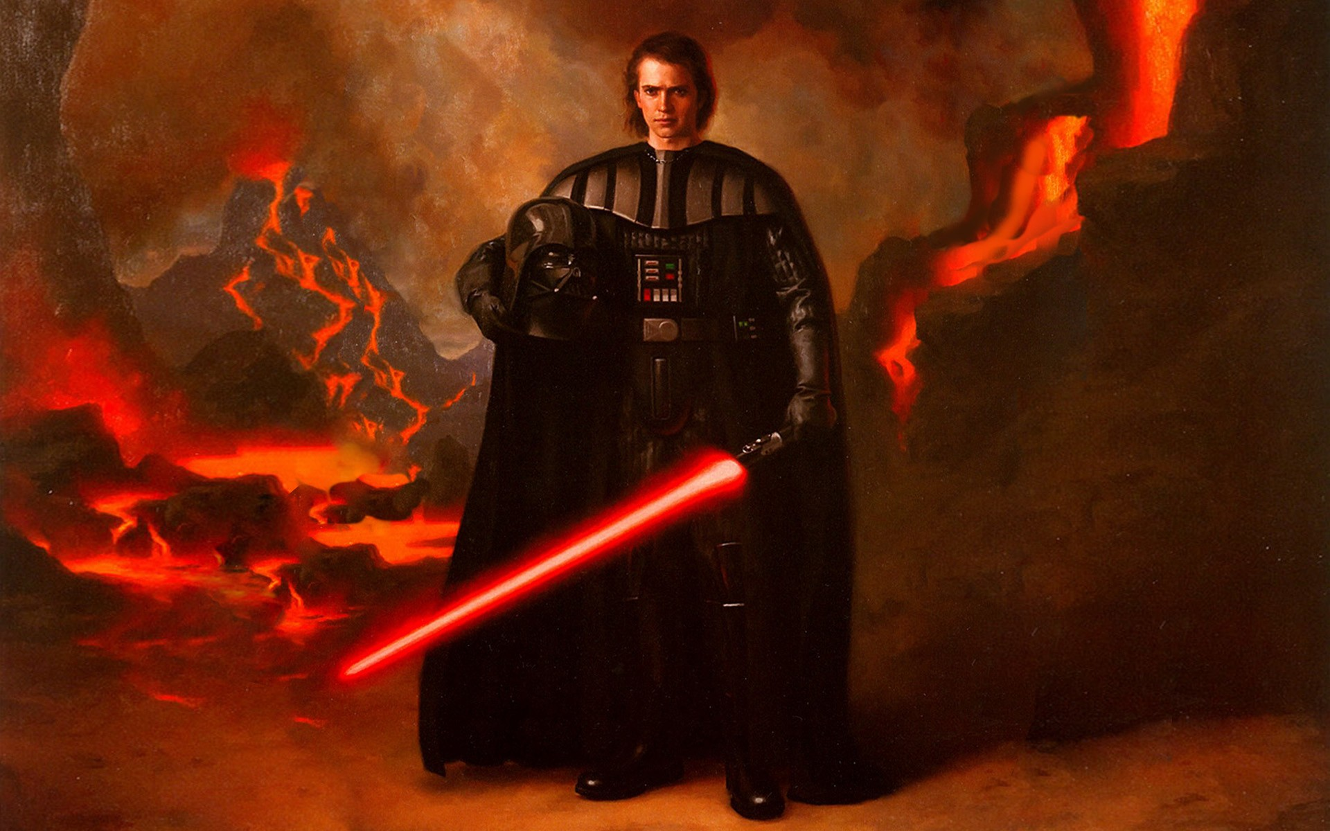Anakin Skywalker Darth Vader Sith Star Wars