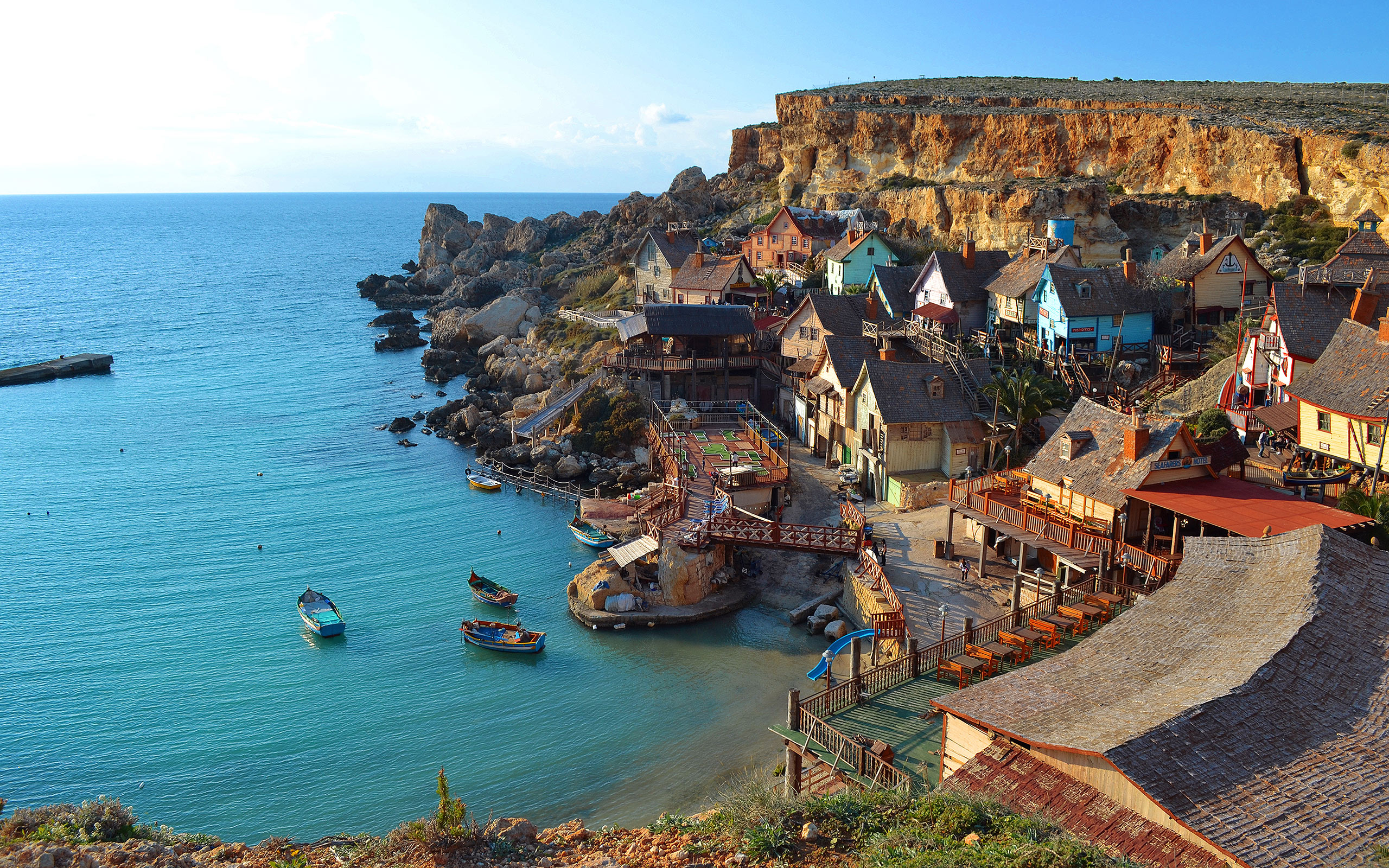 Anchor Bay Malta
