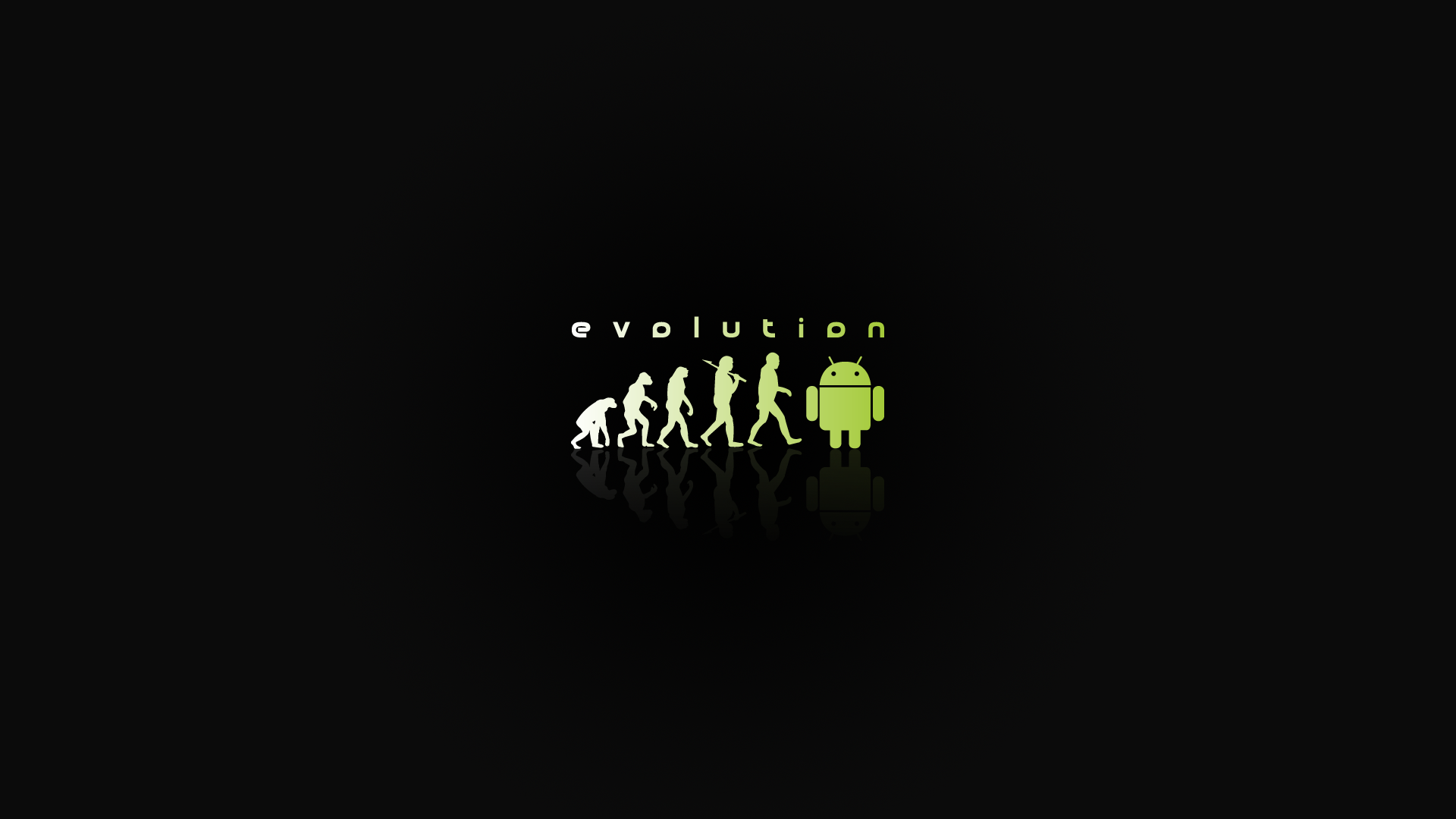 Android Evolution Wallpaper Computer Wallpaper