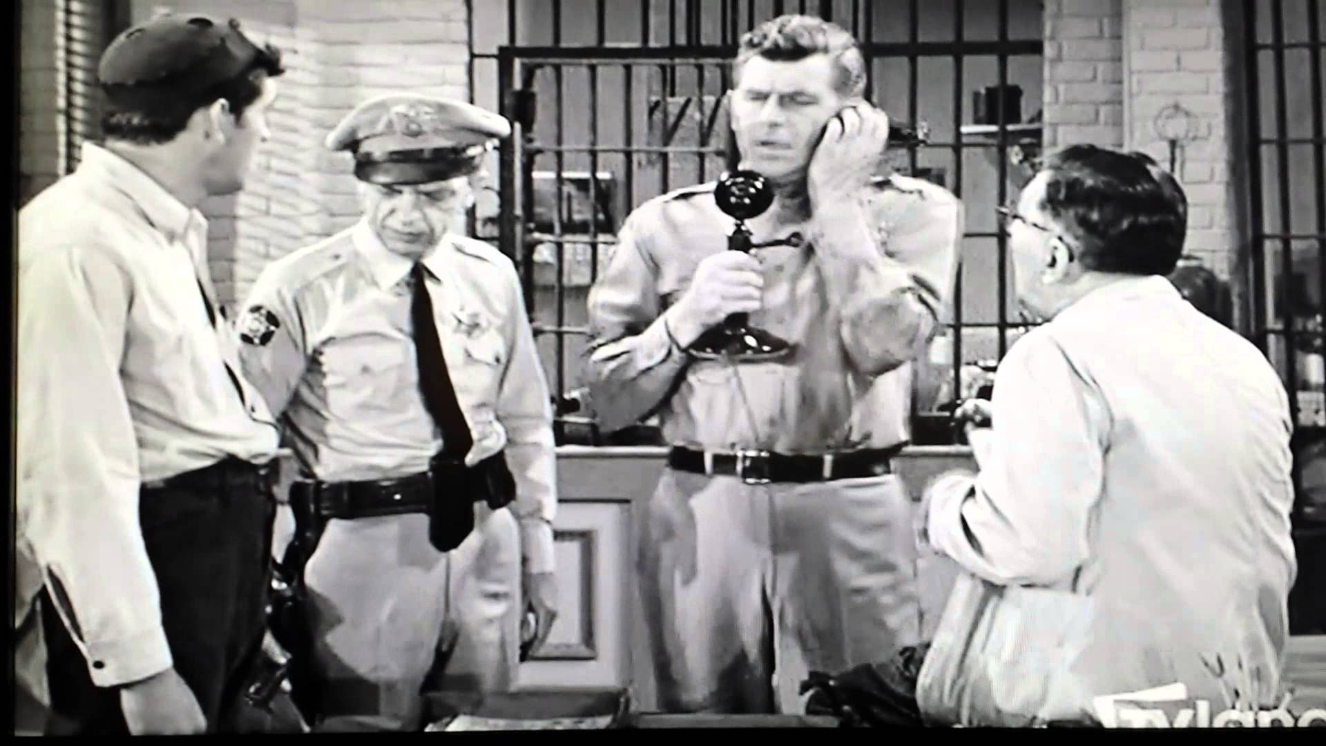 Andy Griffith Funny Clip