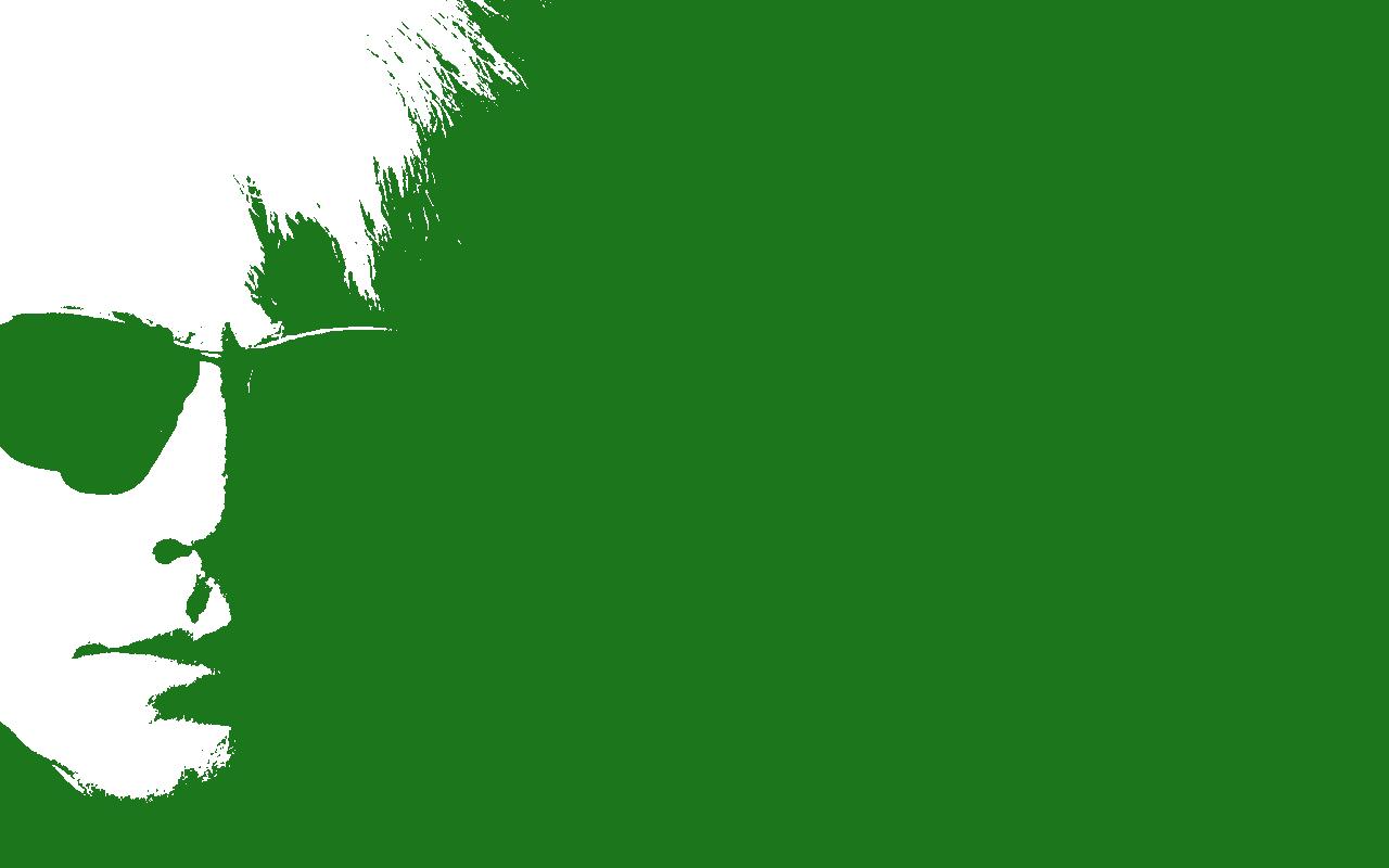 Andy Warhol Andy Warhol (green)