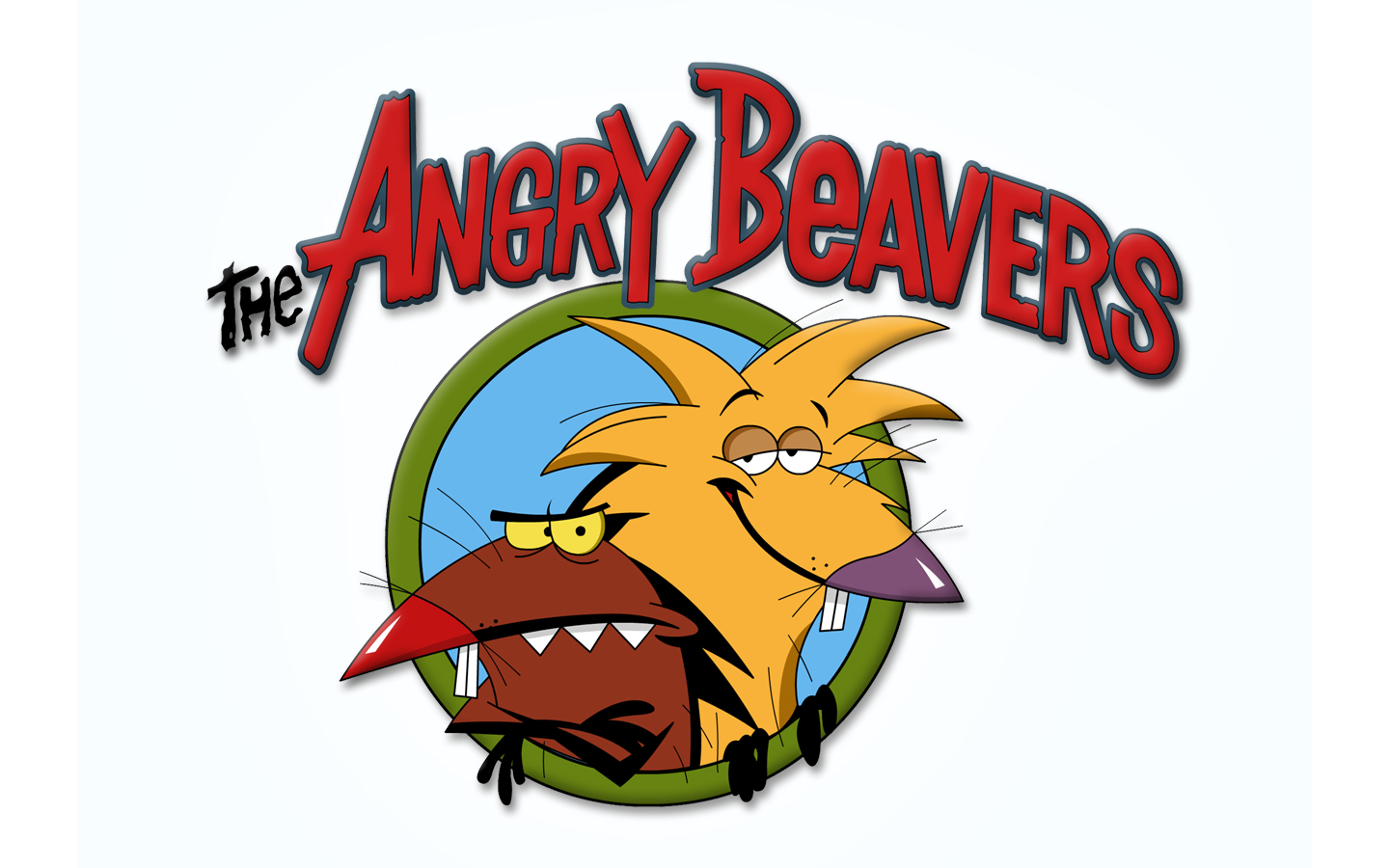 The Angry Beavers by PaulRamon