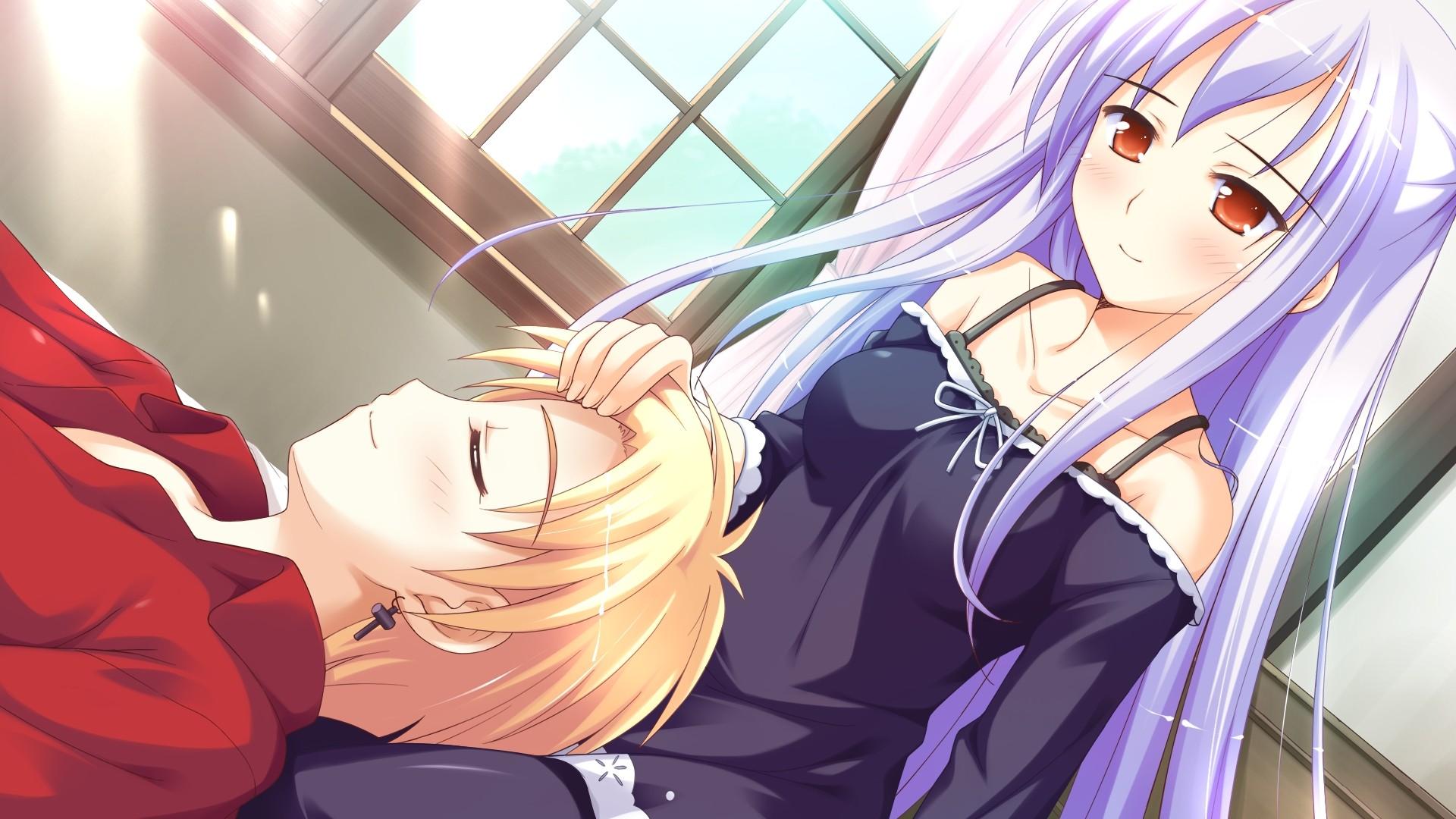 anime boy and girl #6