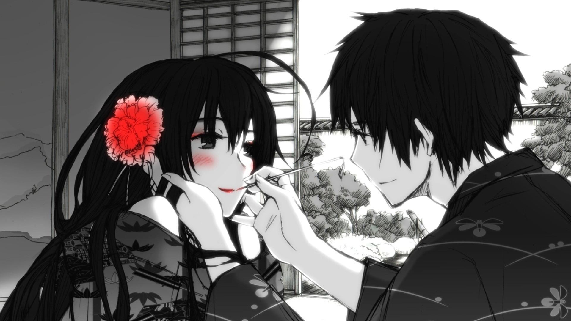 Anime Boy And Girl anime boy and girl - image #7