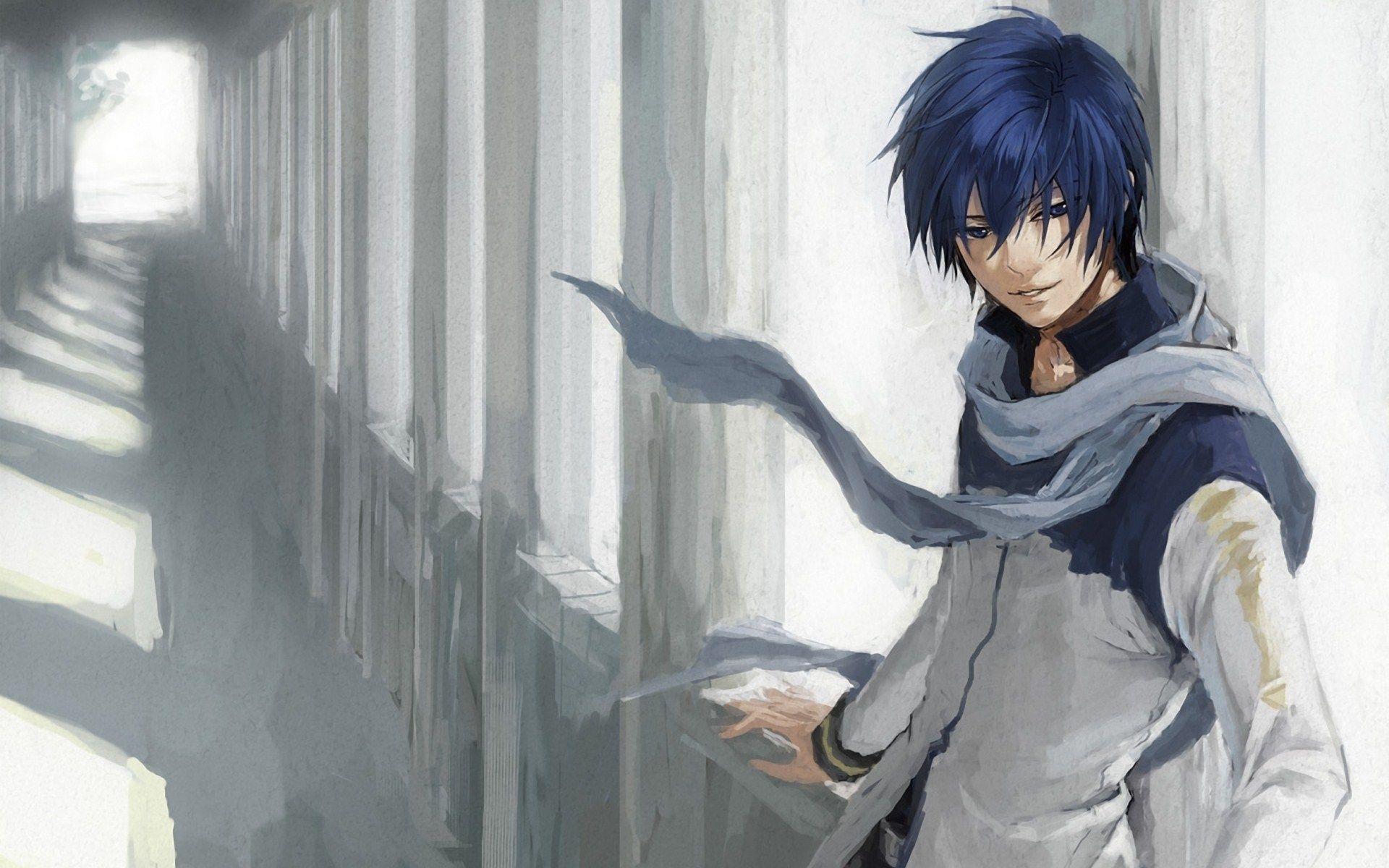 Anime Boy Wallpaper