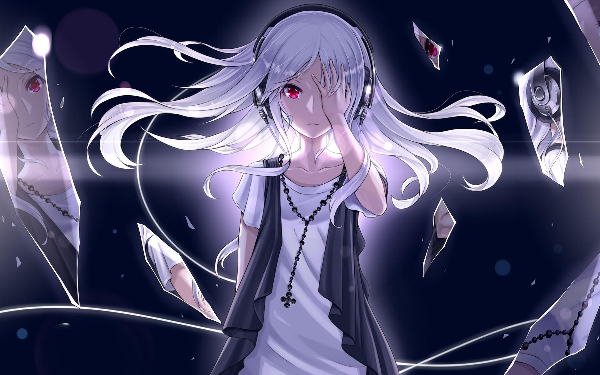 Nidy 2d anime girl