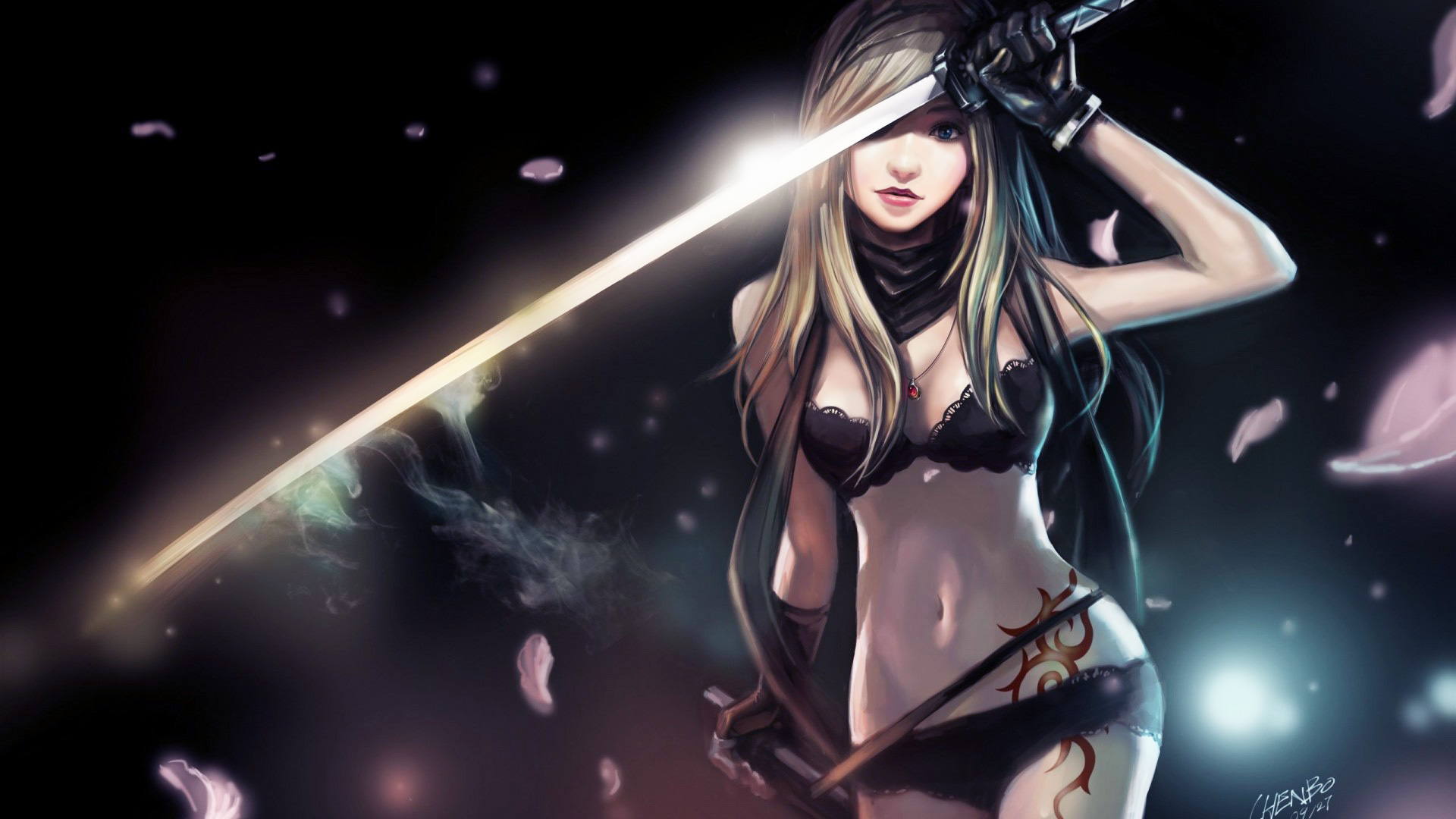Anime Girl Backgrounds