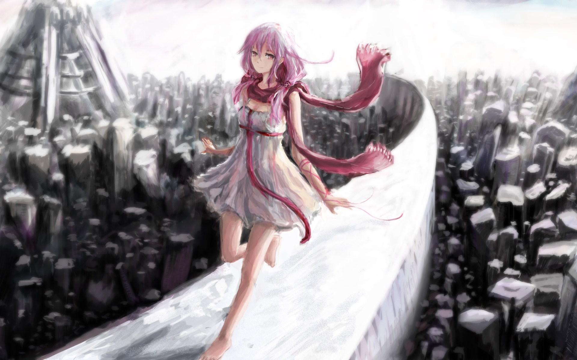 Anime Lovely Girl