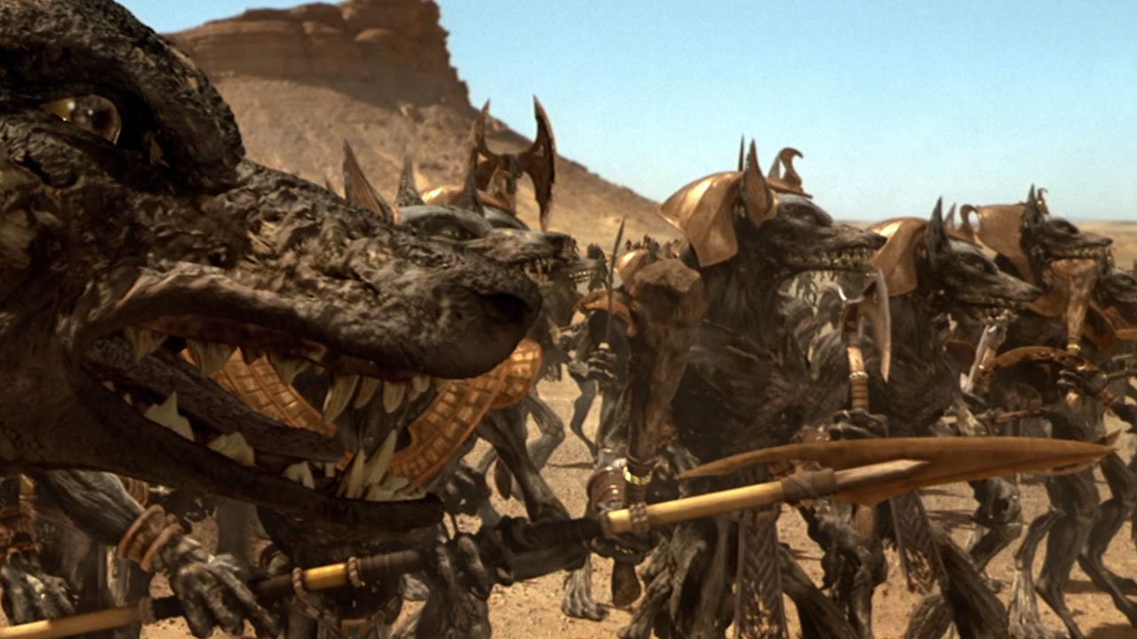Legendary Army of Anubis