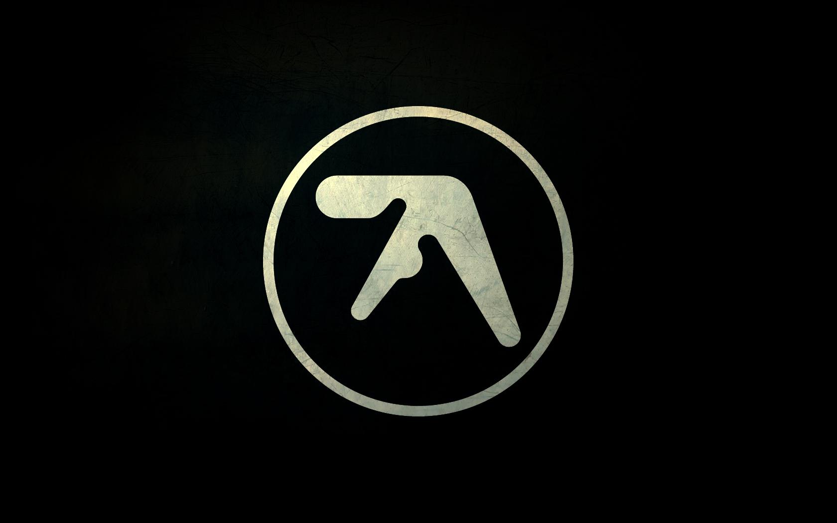 Aphex Twin Logo Music