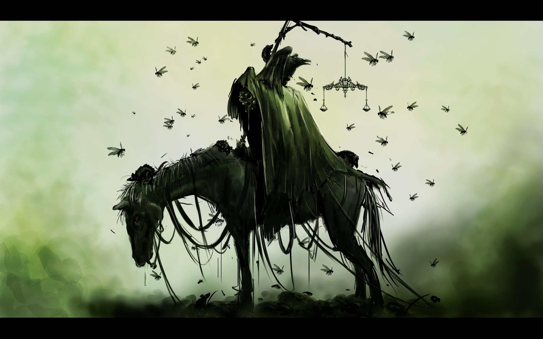 Apocalypse horsemen