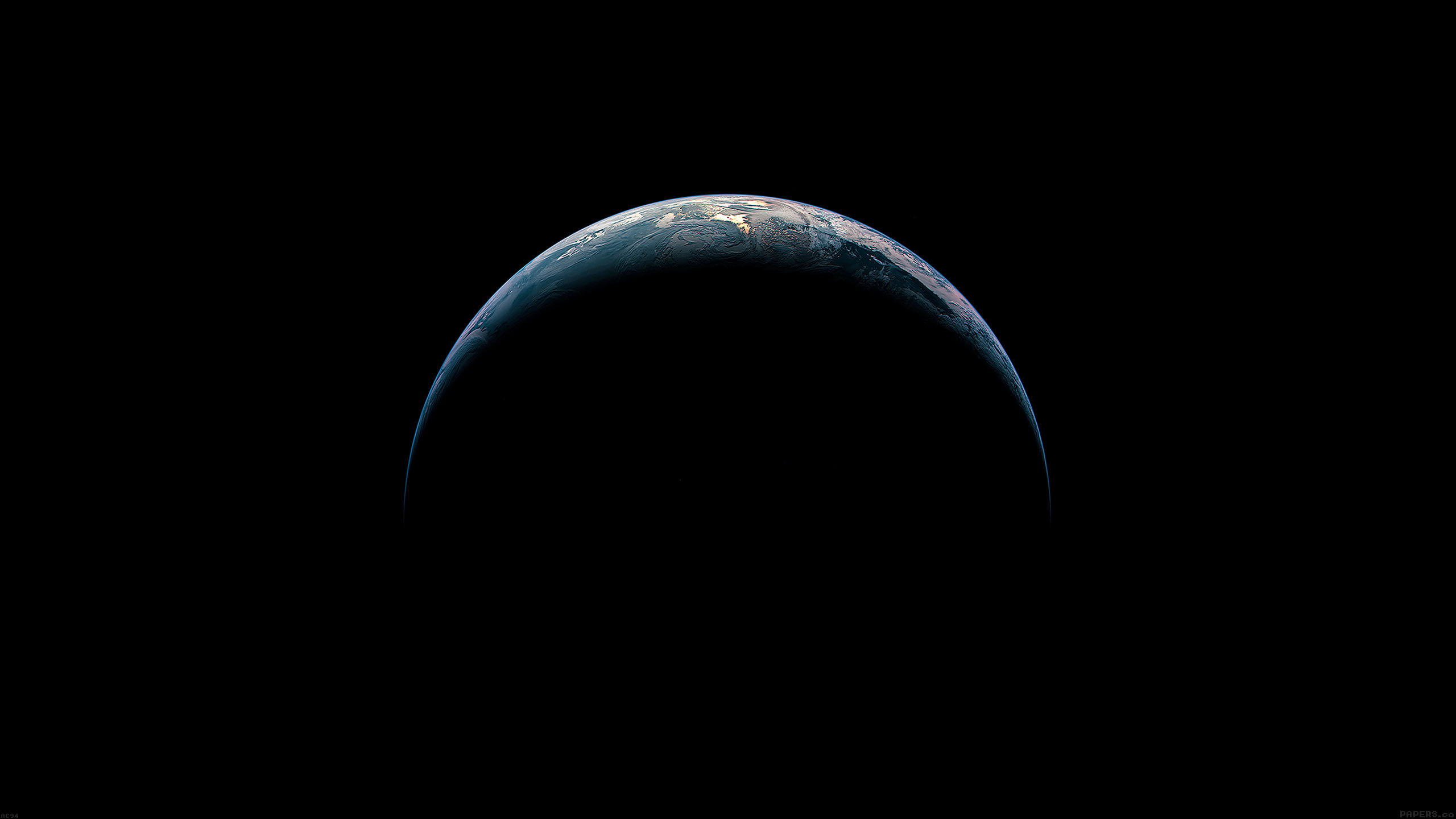 Apple Earth Wallpaper