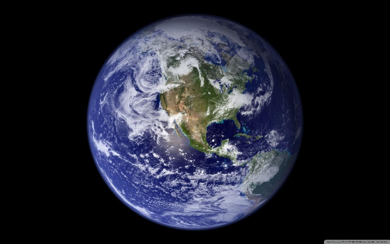 Apple Earth Wallpaper HD