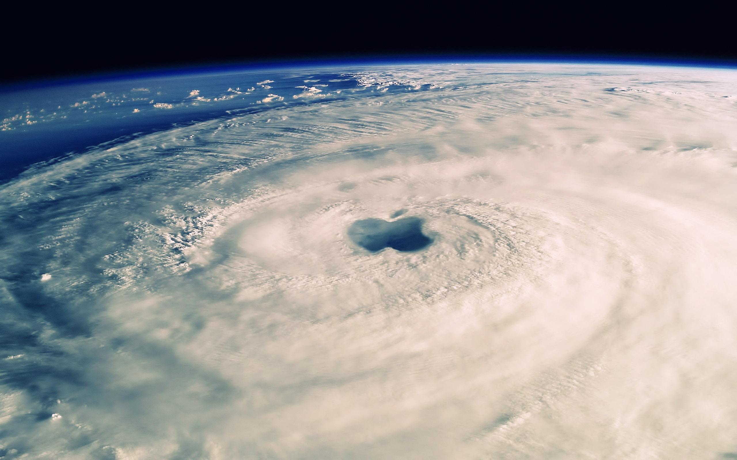 Apple hurricane