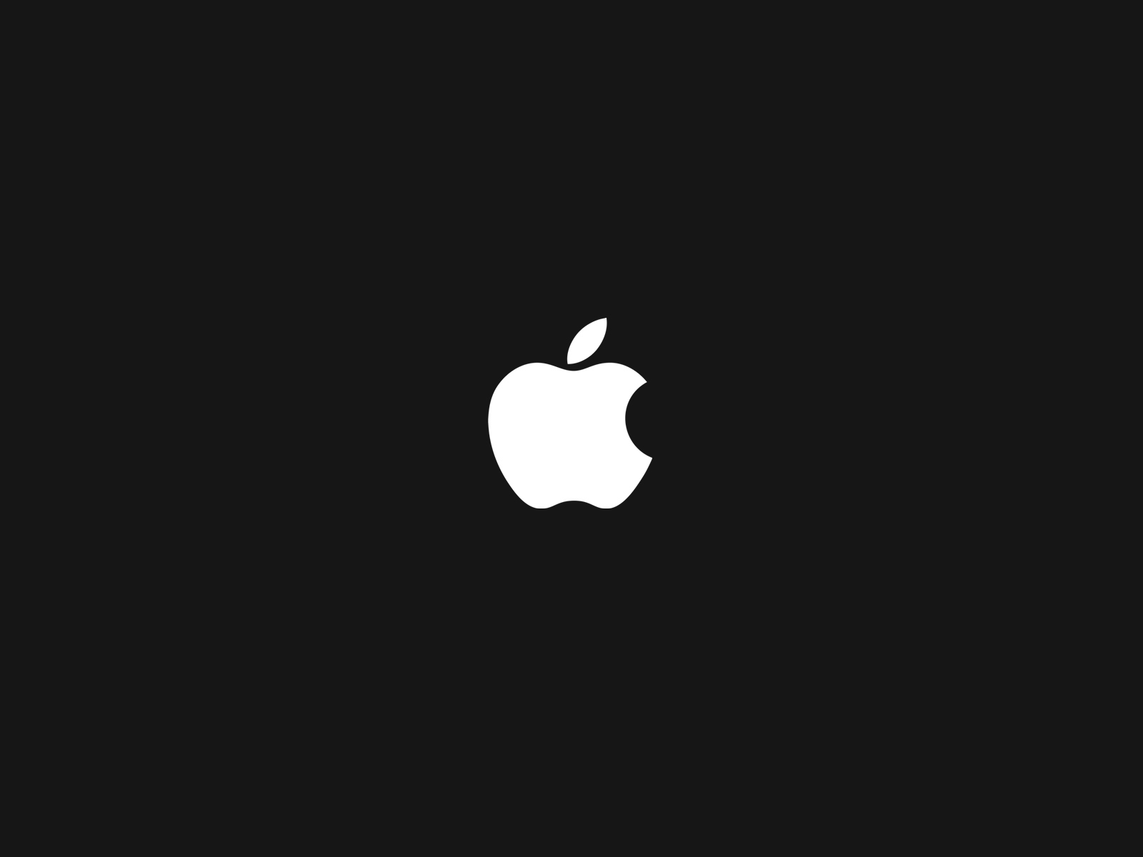 ... Apple Logo Wallpaper ...