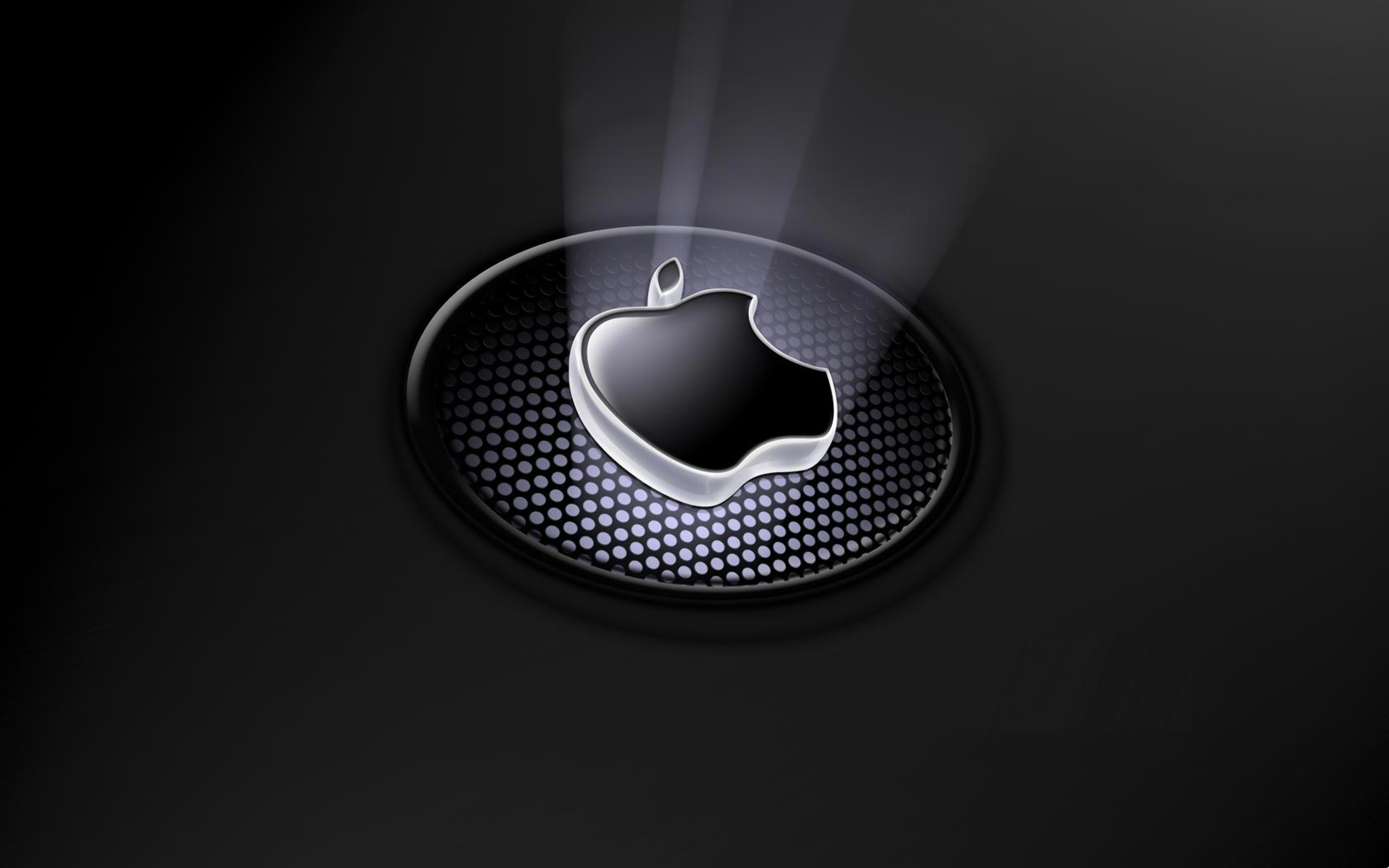 apple logo wallpaper | 1680x1050 | #84574