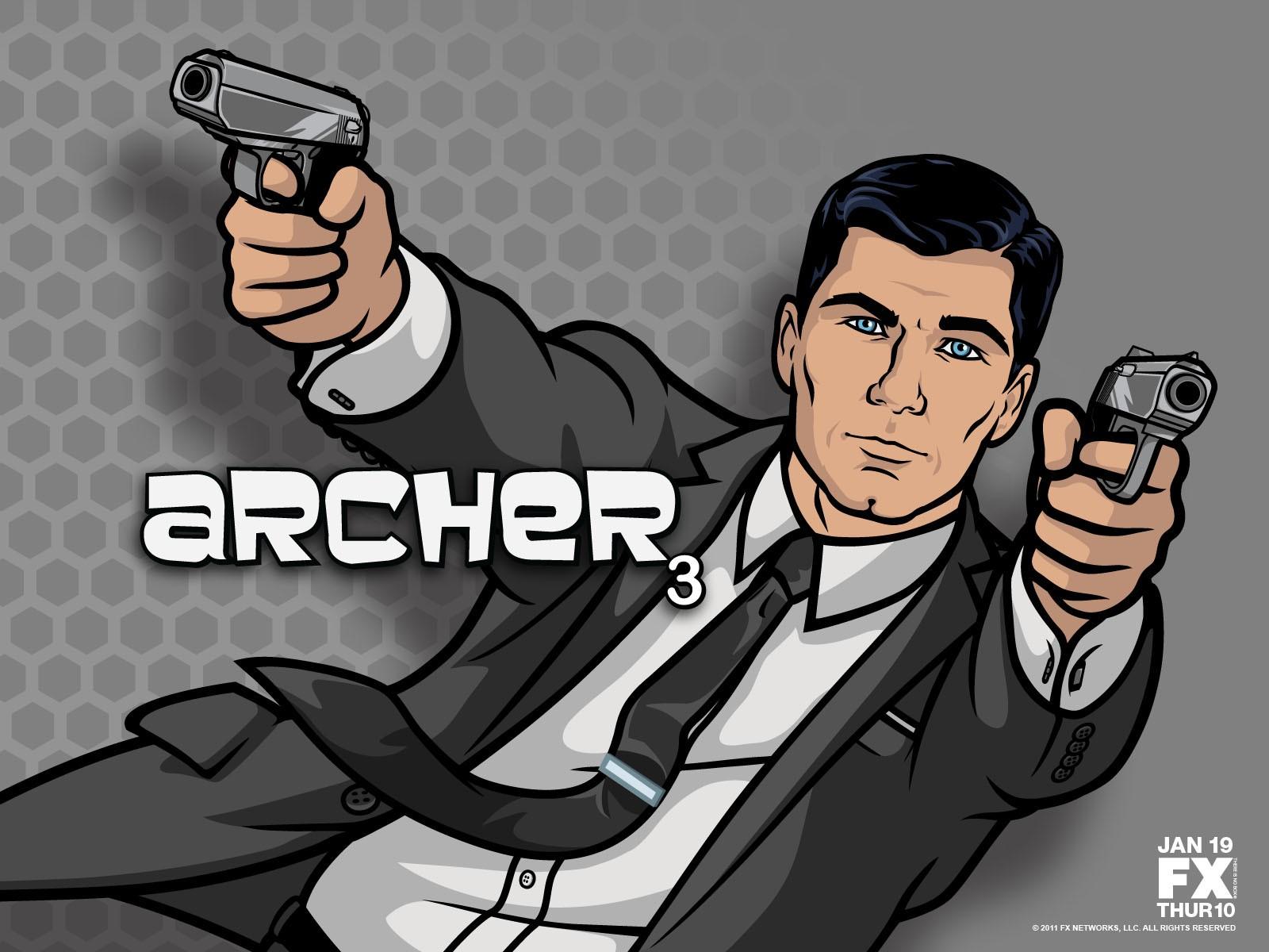 Archer Wallpaper