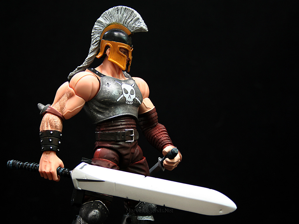 Marvel Legends Ares Series Ares ...