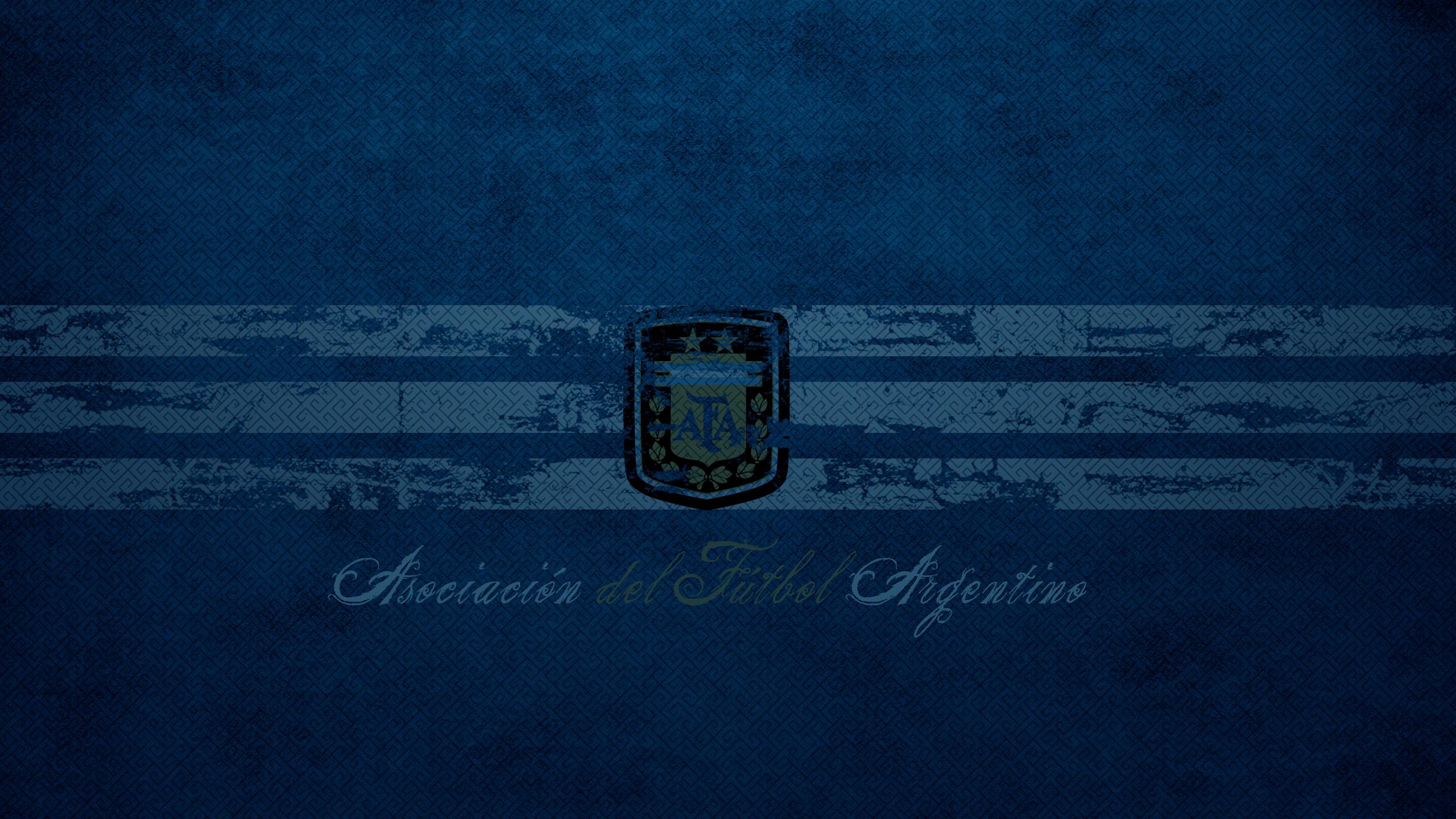 Argentina Football Association 2560x1440 wallpaper