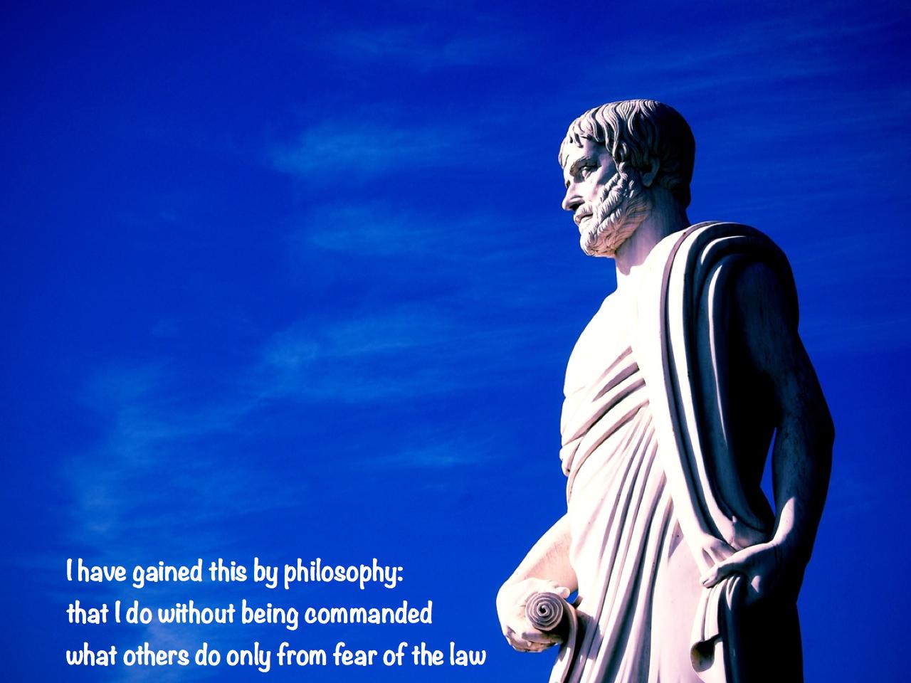 Aristotle - Philosophy