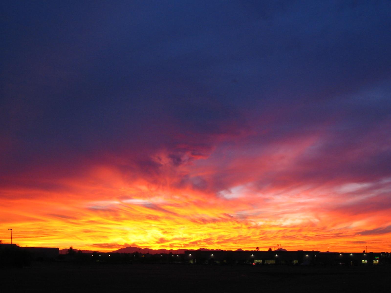 Arizona Sunset by cyko Arizona Sunset by cyko