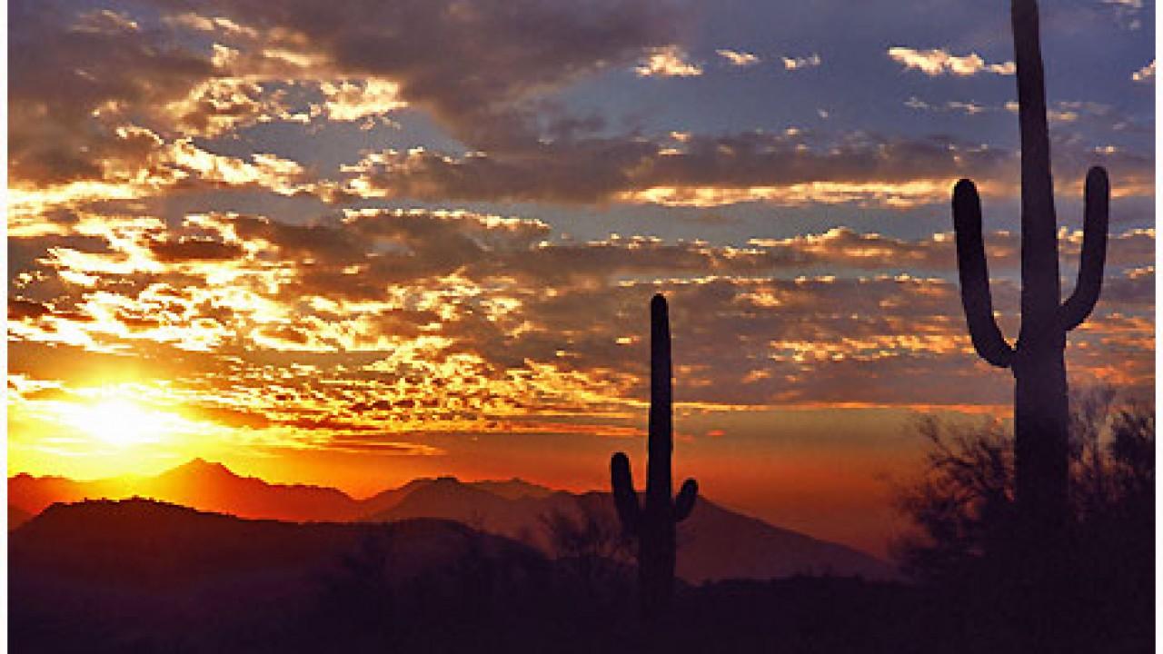 Arizona Sunset Pictures