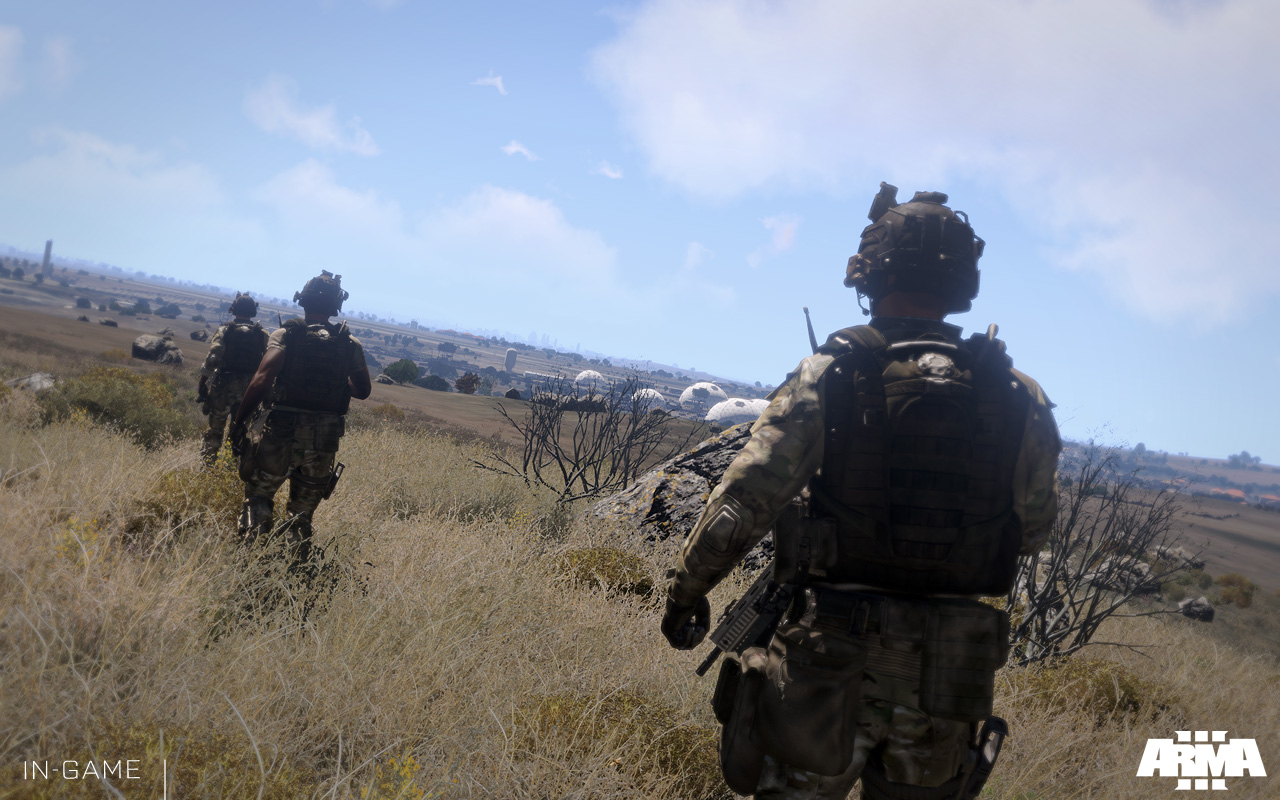 ... Arma 3 Screenshot ...