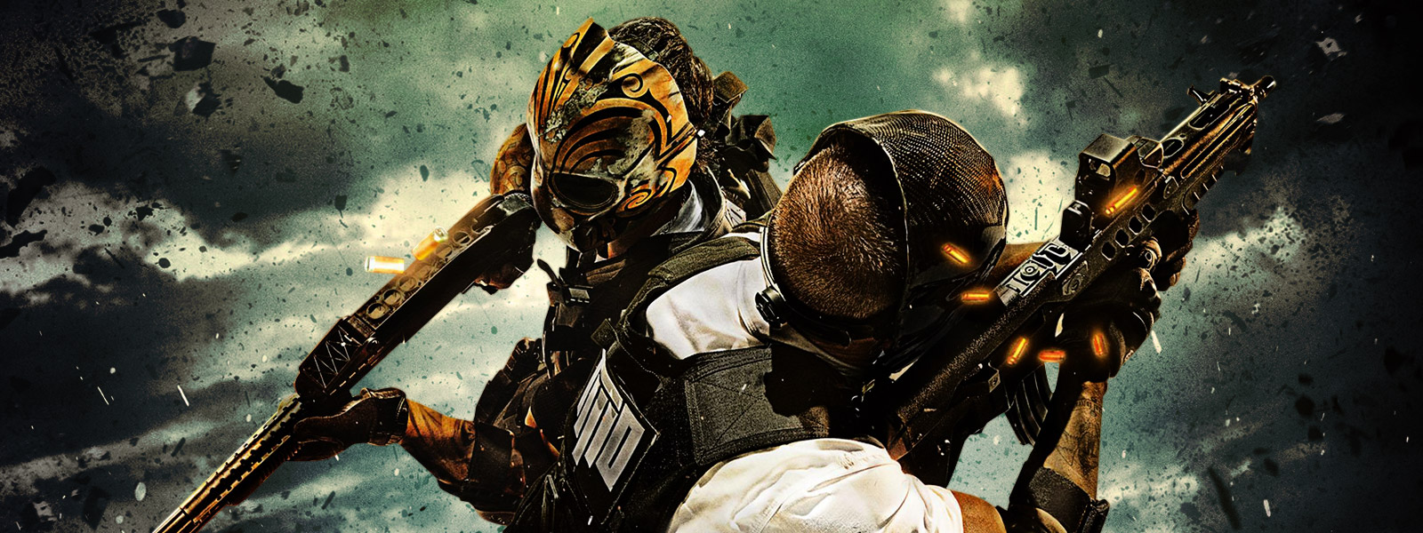 10. X. Army of Two: ...