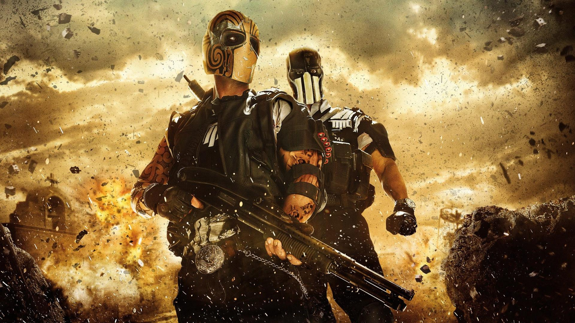 HD Wallpaper | Background ID:399677. 1920x1080 Video Game Army Of Two: ...