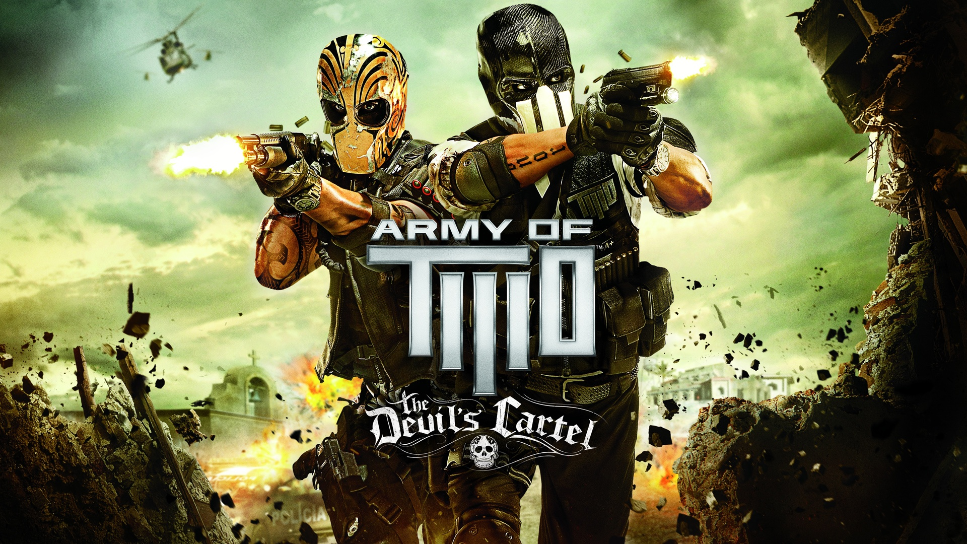 Description: Download Army of Two ...