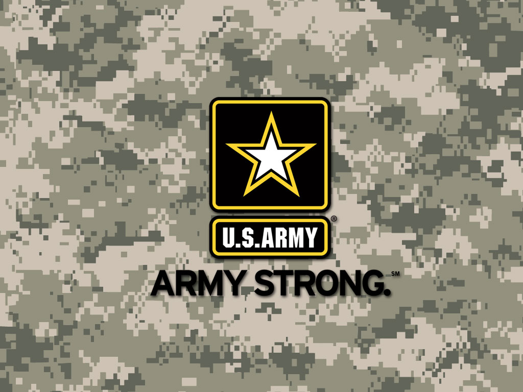 Army Strong Wallpaper
