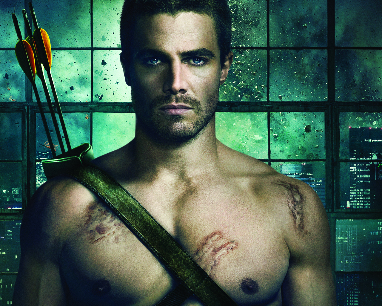 Arrow Stephen Amell