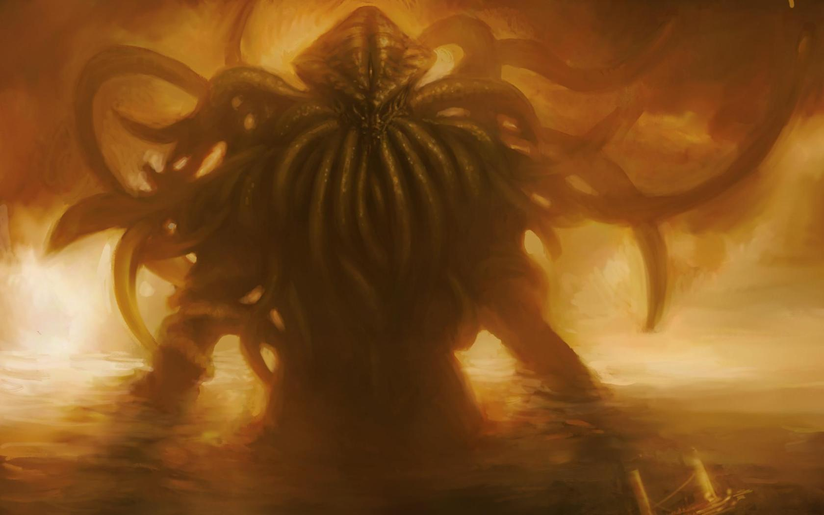 Download Wallpaper cthulhu fantasy art -3294-32