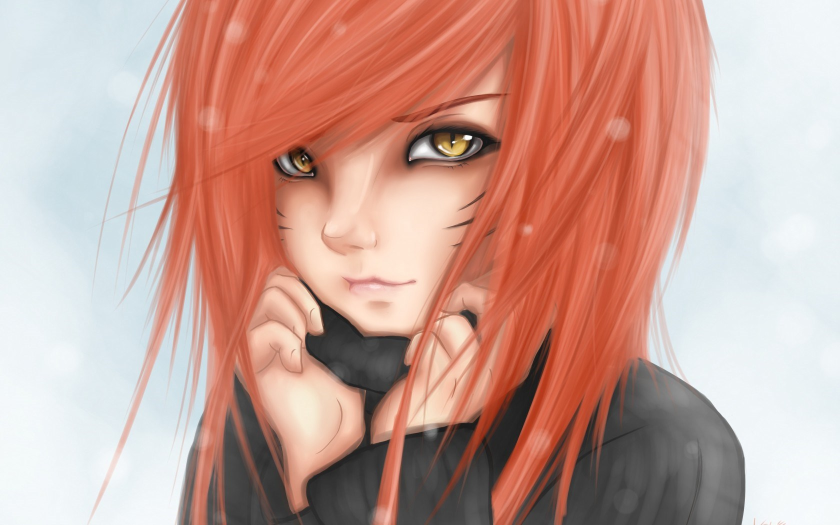 Art Girl Look