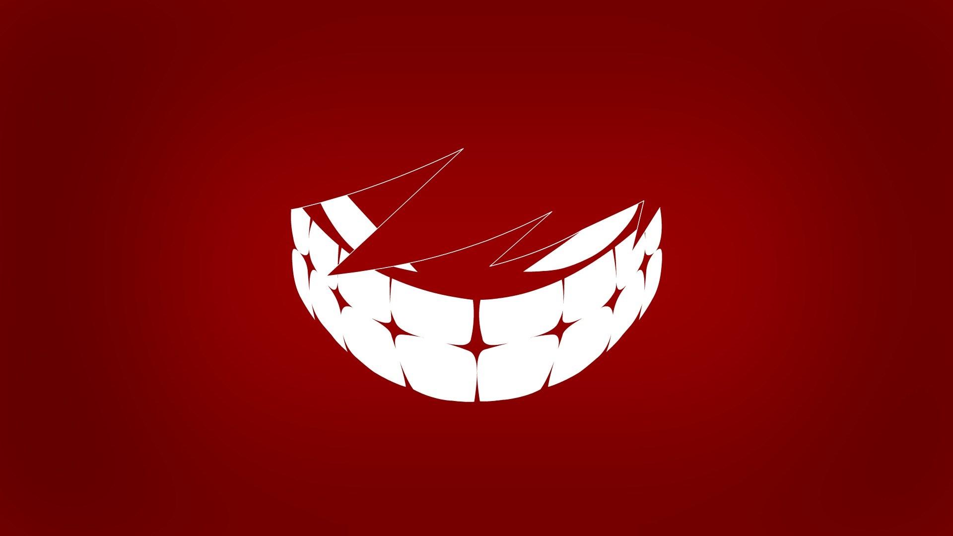 Art Smile Red