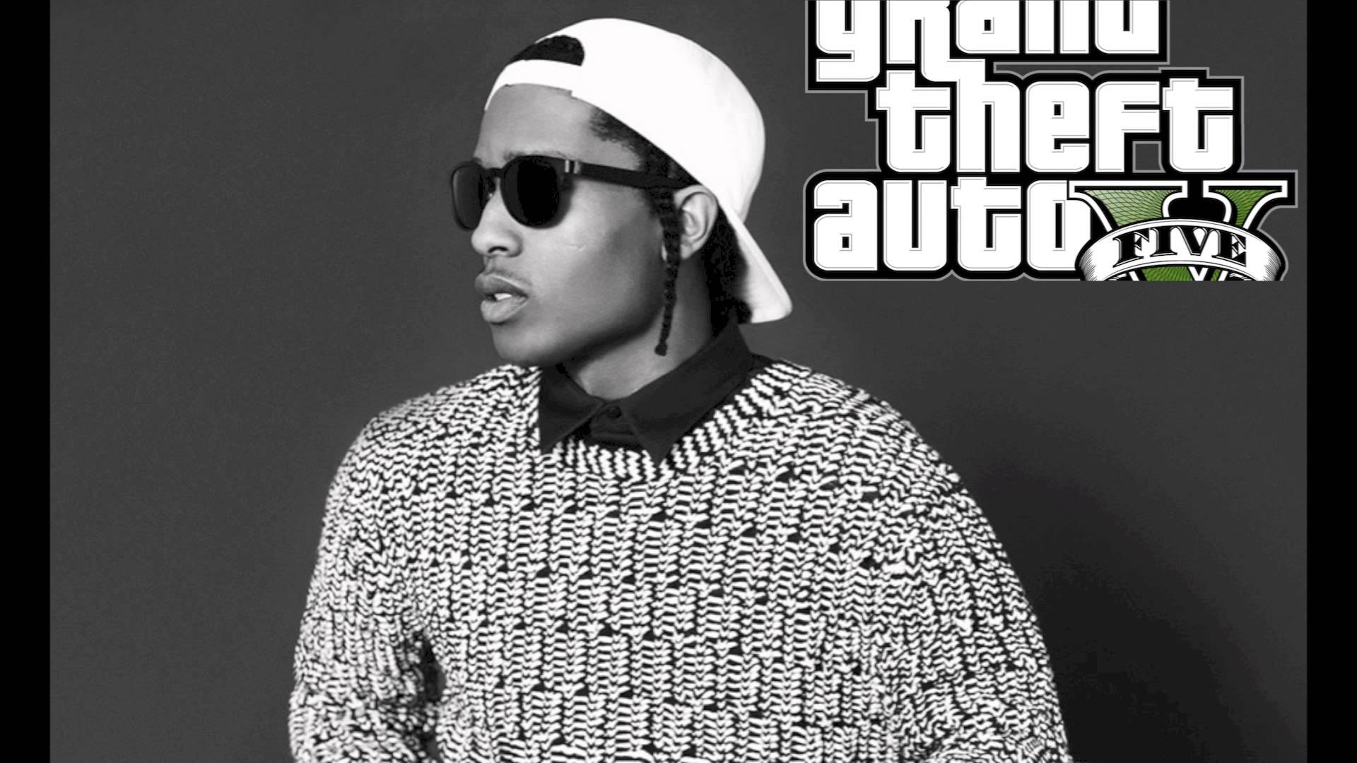 ASAP ROCKY - R CALI (Radio Los Santos) (GTA V MUSIC/SOUNDTRACK) + free download link
