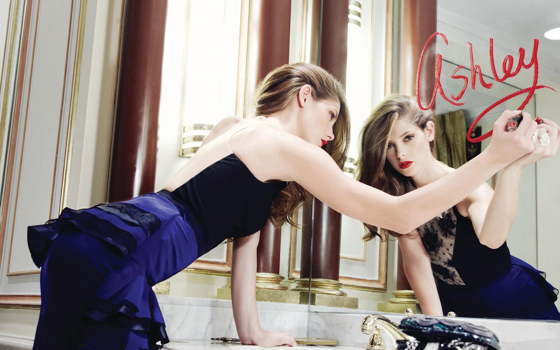 Ashley greene mirror