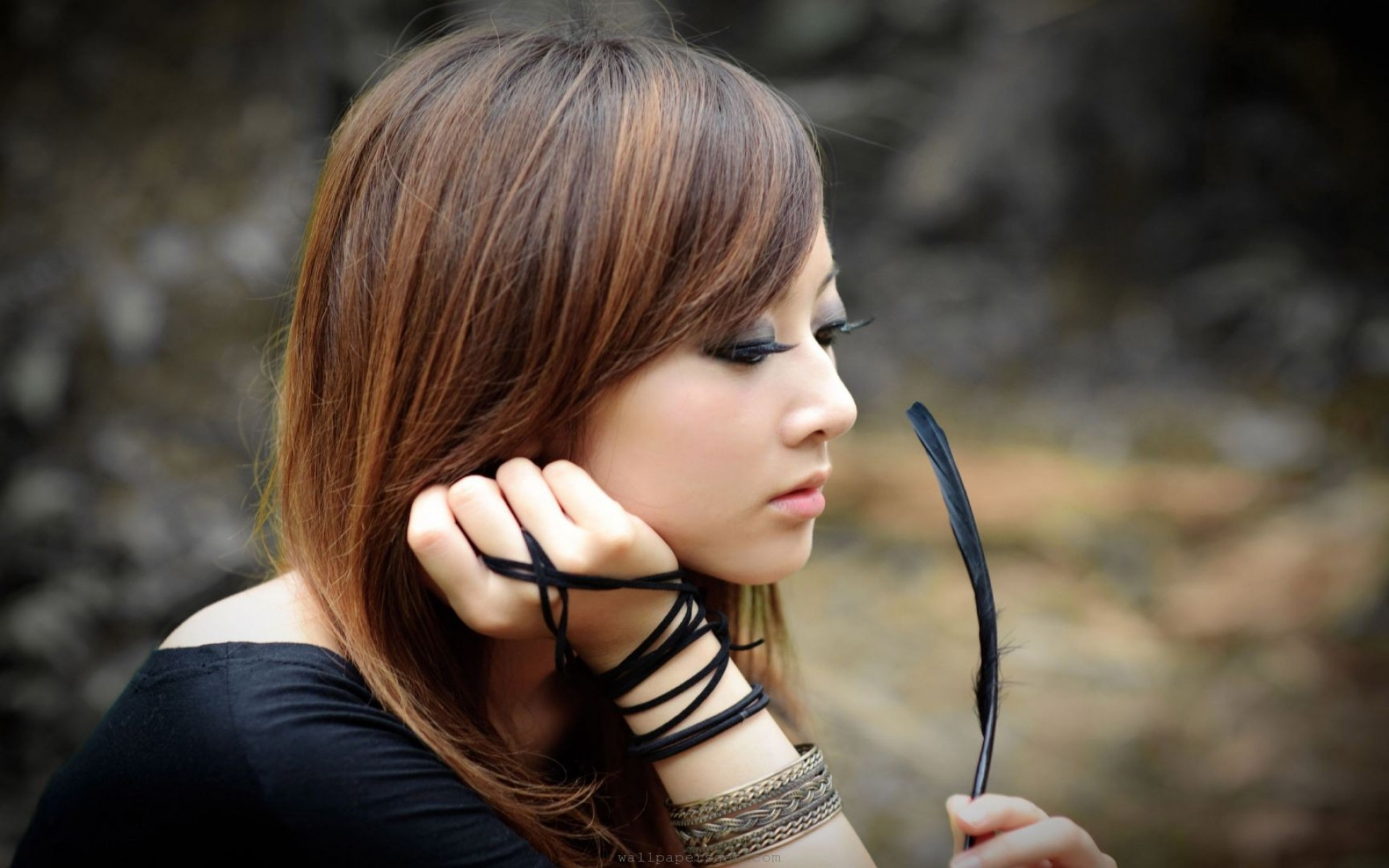 Free asian girl photo images