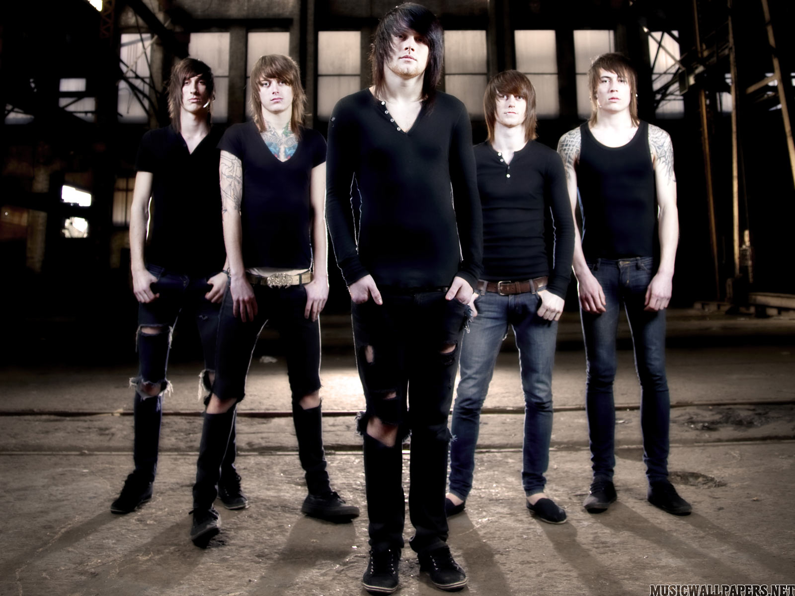Asking Alexandria photos