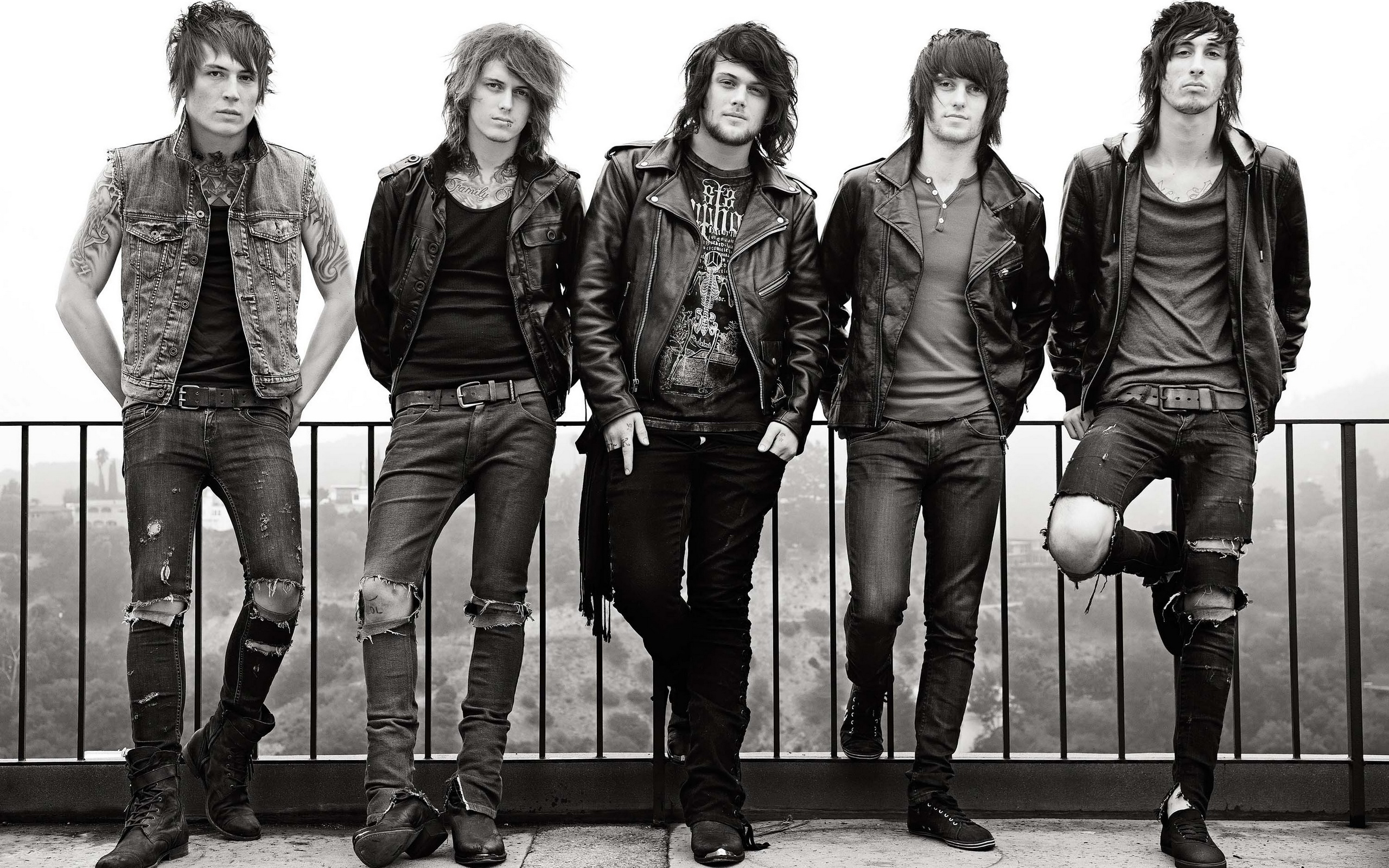 Asking Alexandria Wallpaper