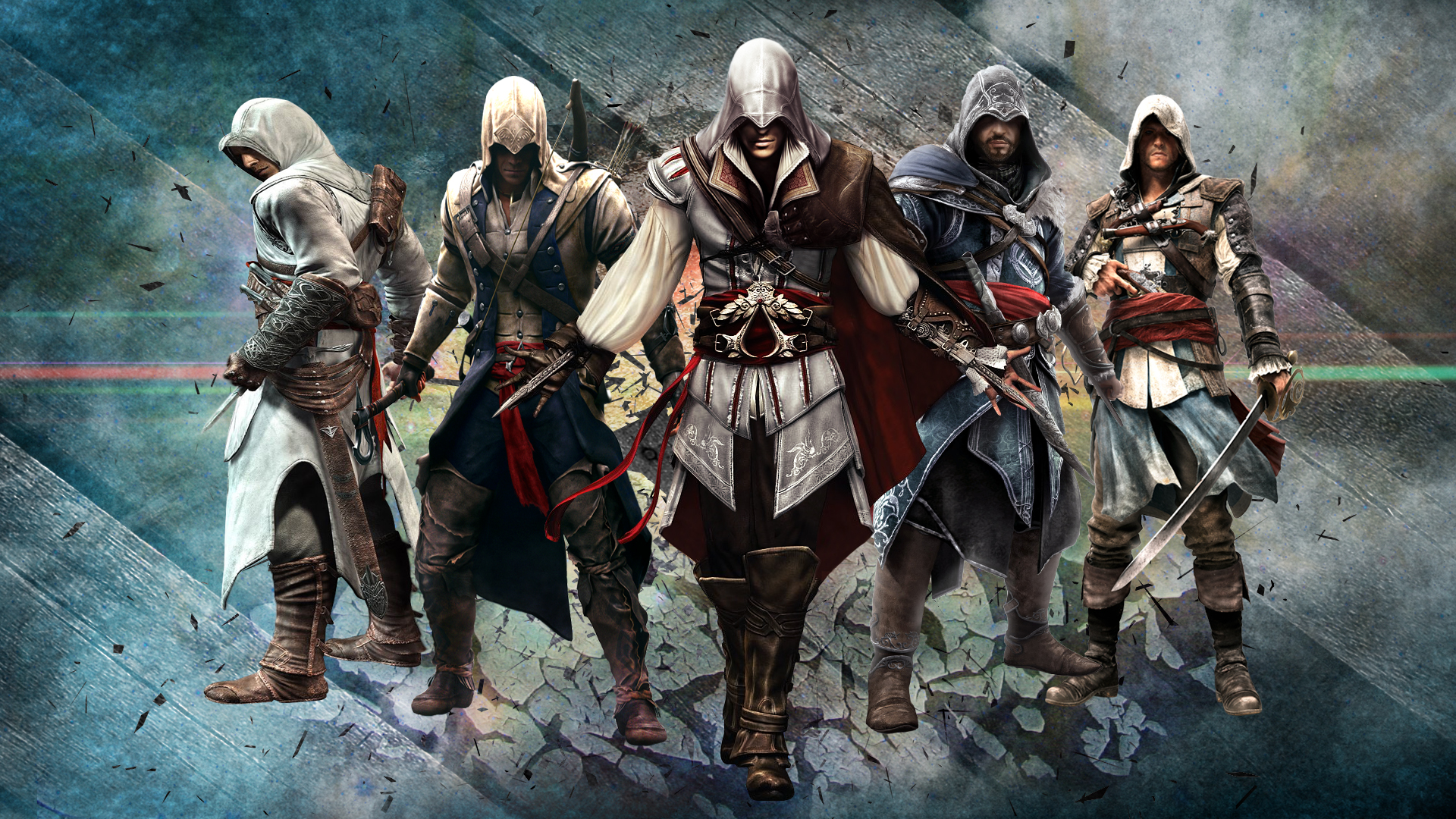 Assassins Creed Wallpaper 1920x1080 25270
