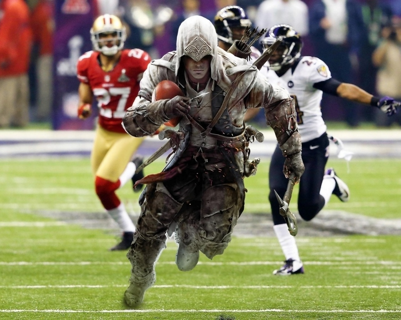 Assassins creed football