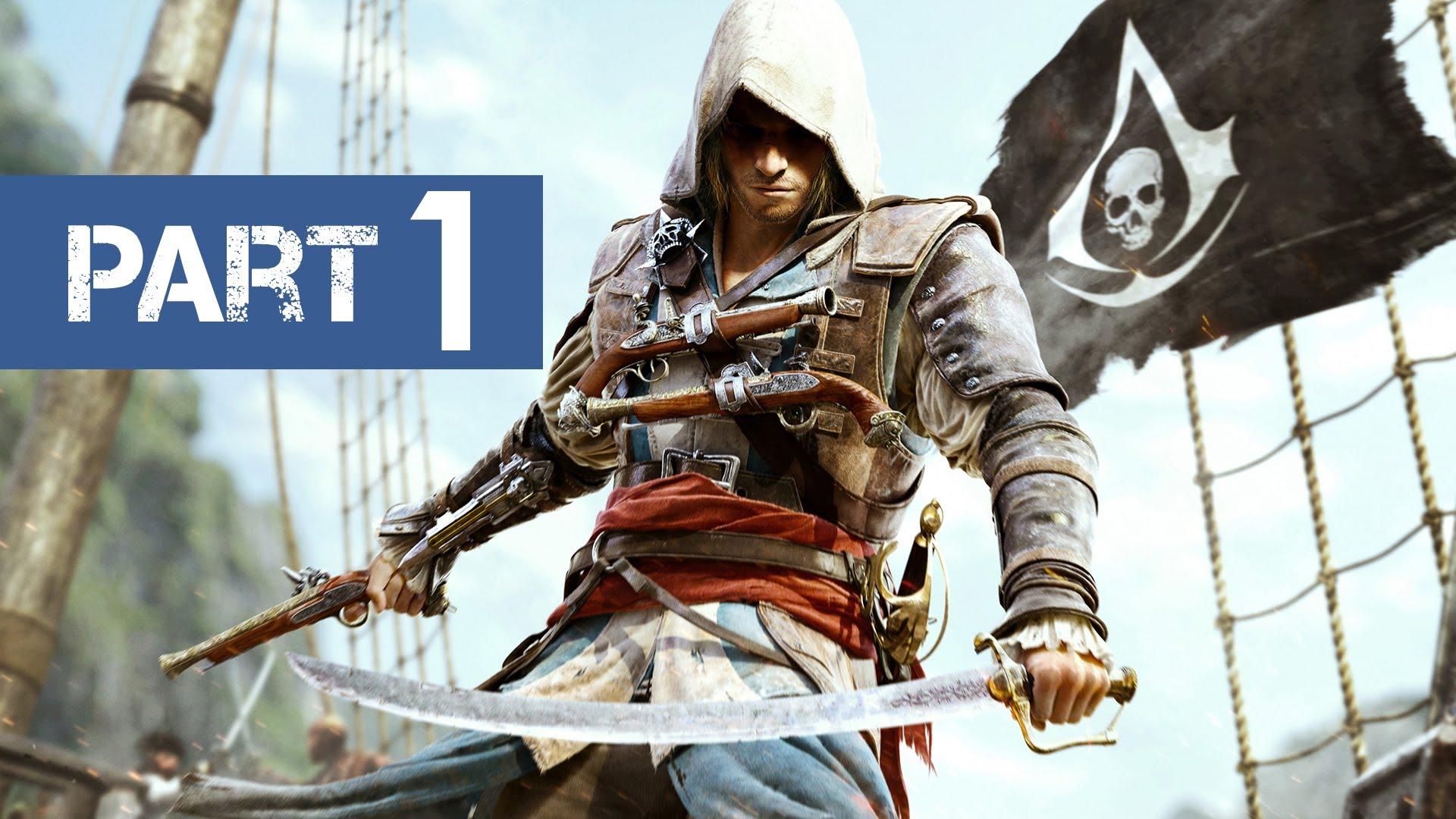 Assassins Creed Iv Black Flag Wallpaper 1920x1080 25277
