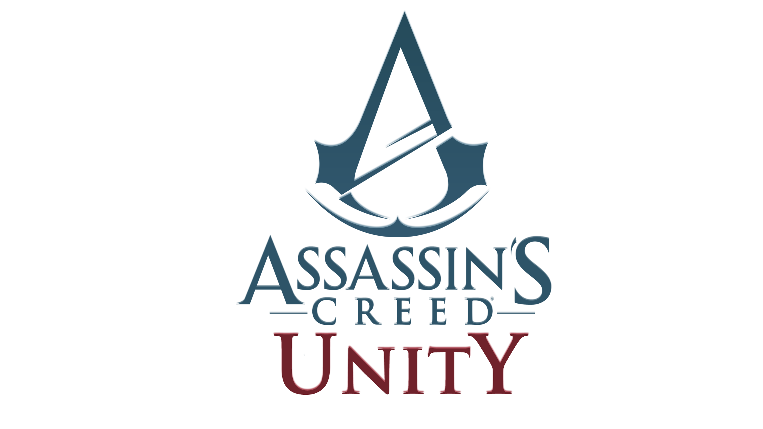 Assassin's Creed: Unity Logo (Transparent) by youknowwho77