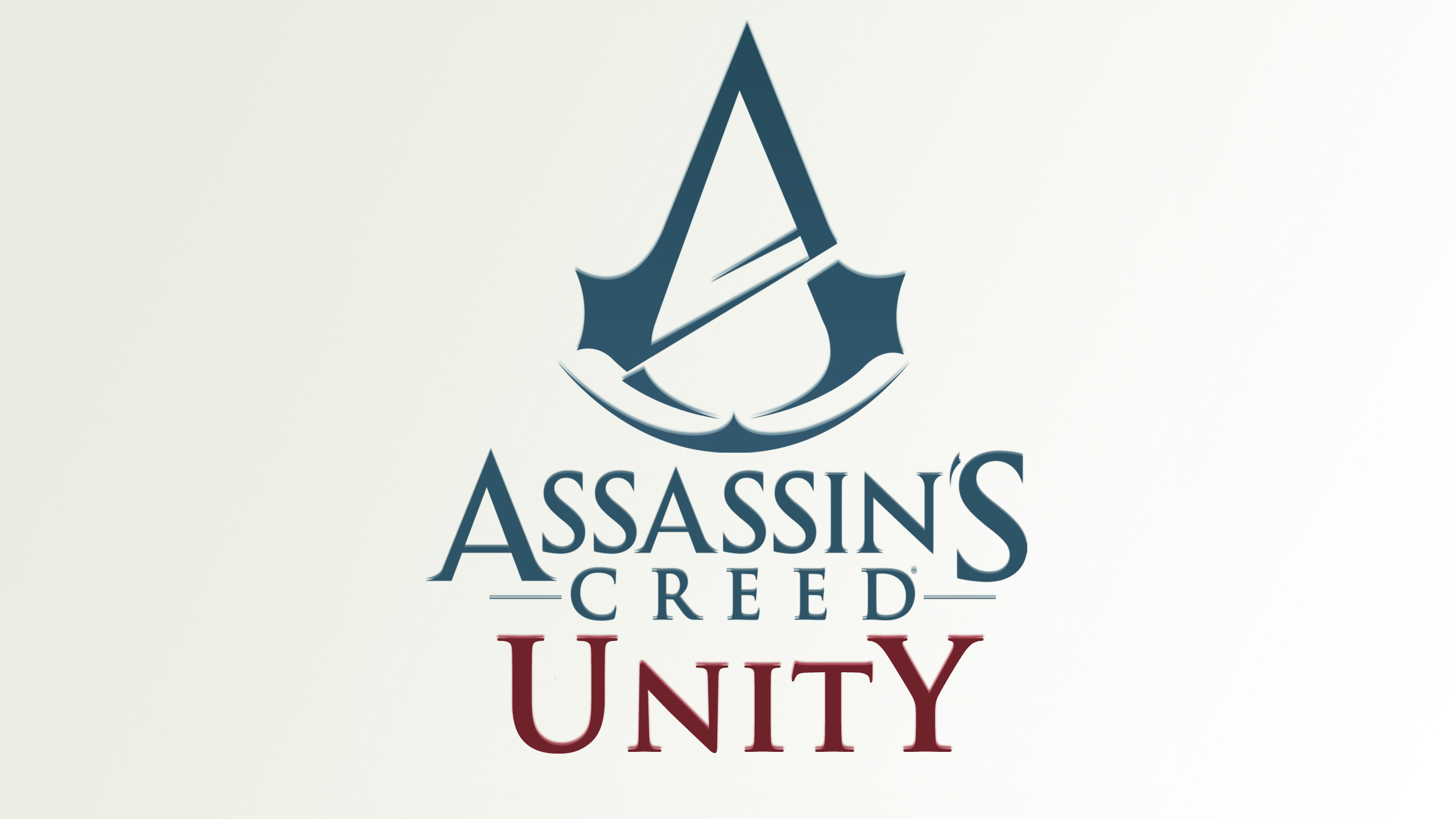 assassins creed unity logo wallpaper | 2560x1440 | #27572